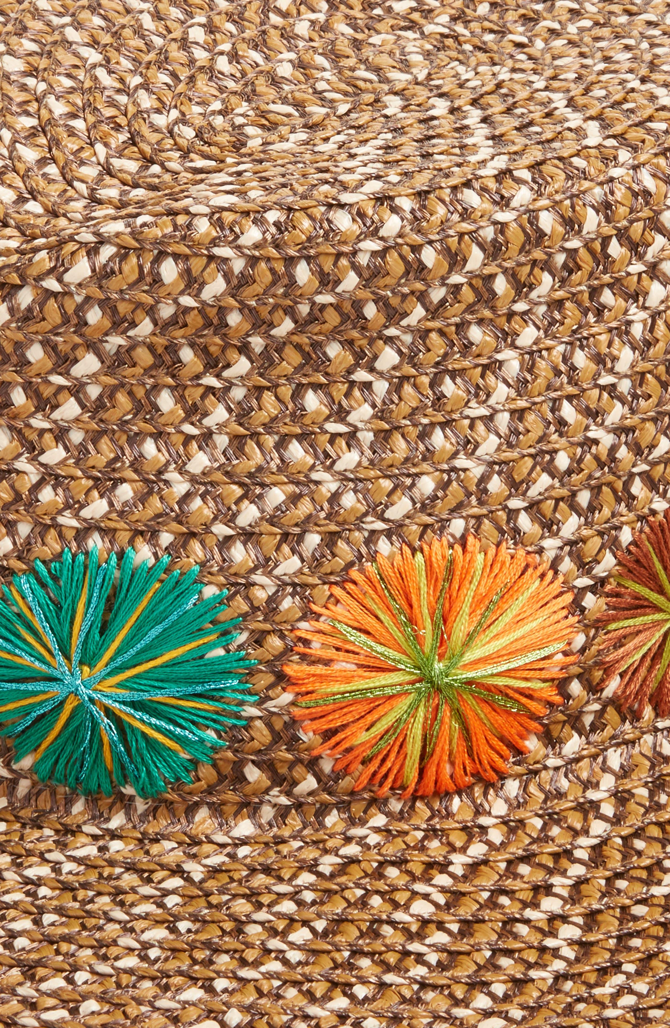Alternate Image 2  - Eric Javits Zanzibar Packable Squishee® Hat