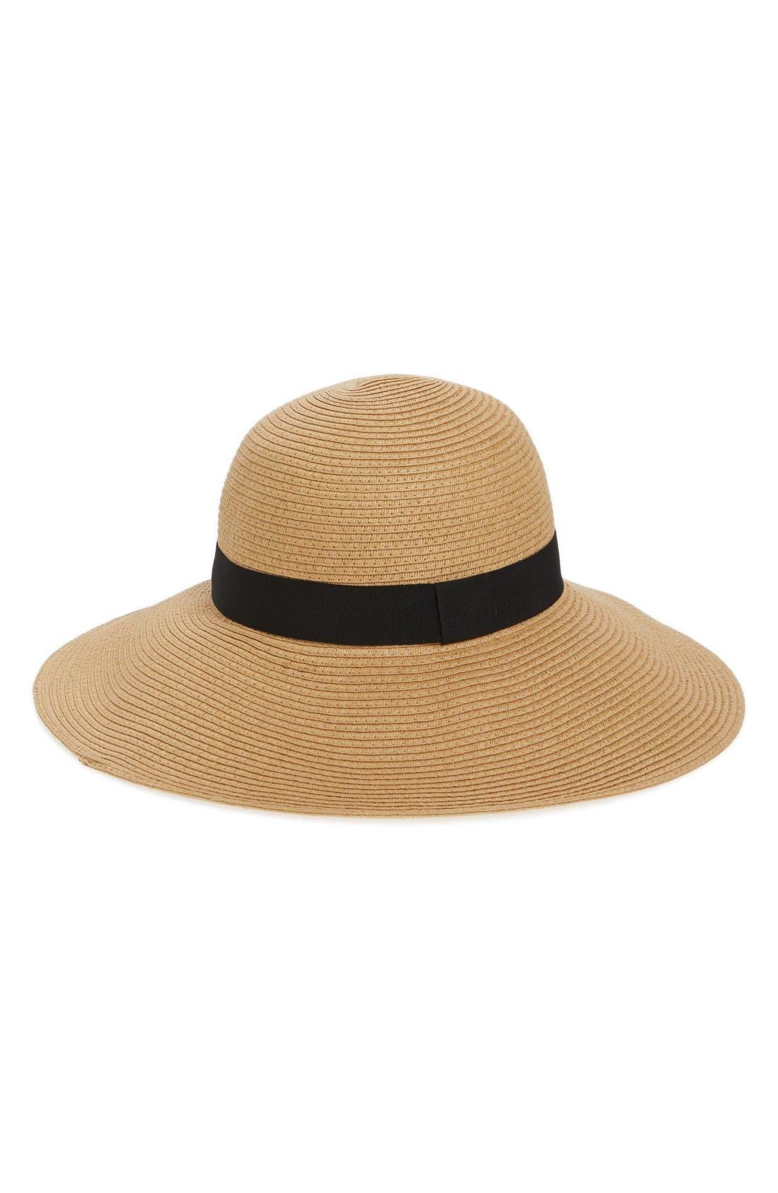 Halogen® Floppy Hat