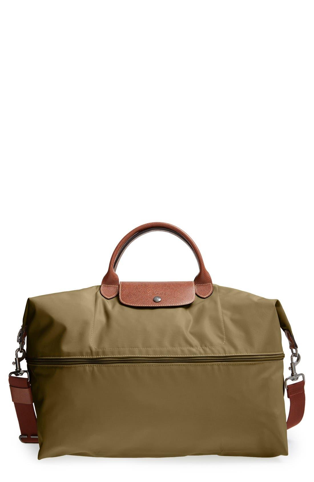 Longchamp 'Le Pliage' Expandable Travel Bag (21 Inch)