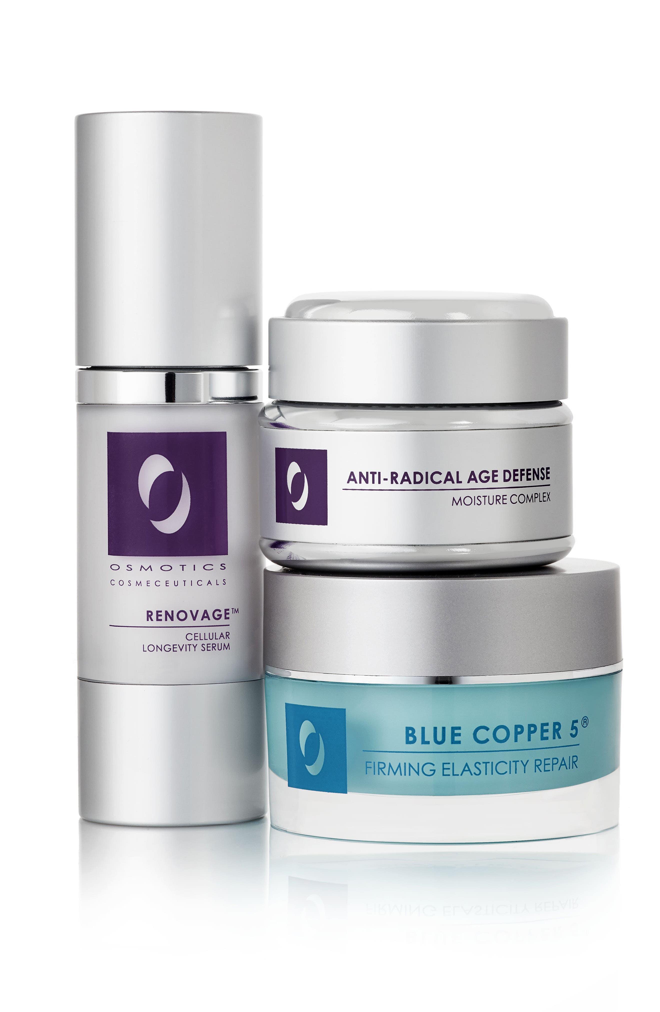 Osmotics Cosmeceuticals Anti-Aging Trilogy ($218 Value)