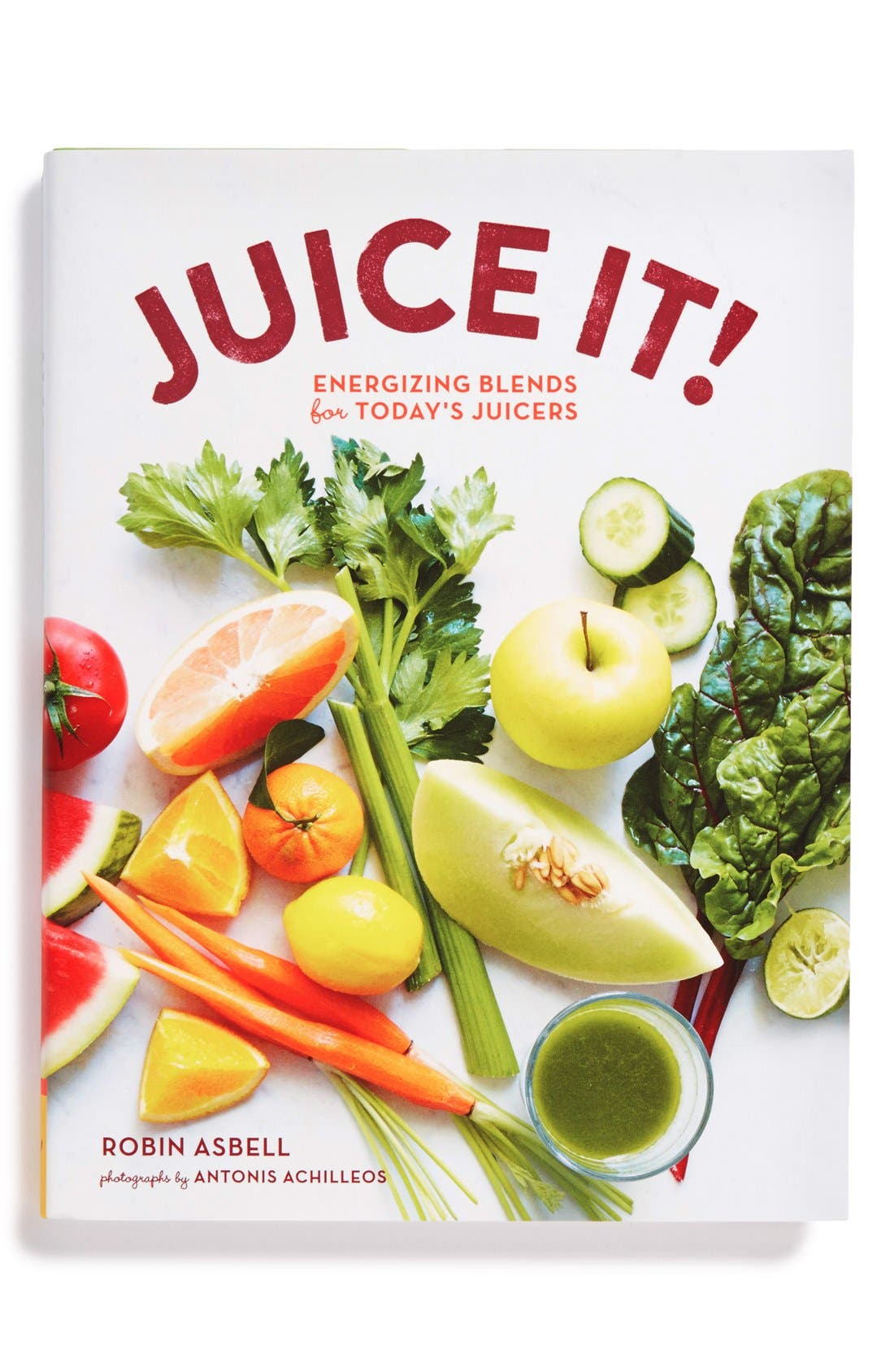 Main Image - Chronicle Books 'Juice It' Book