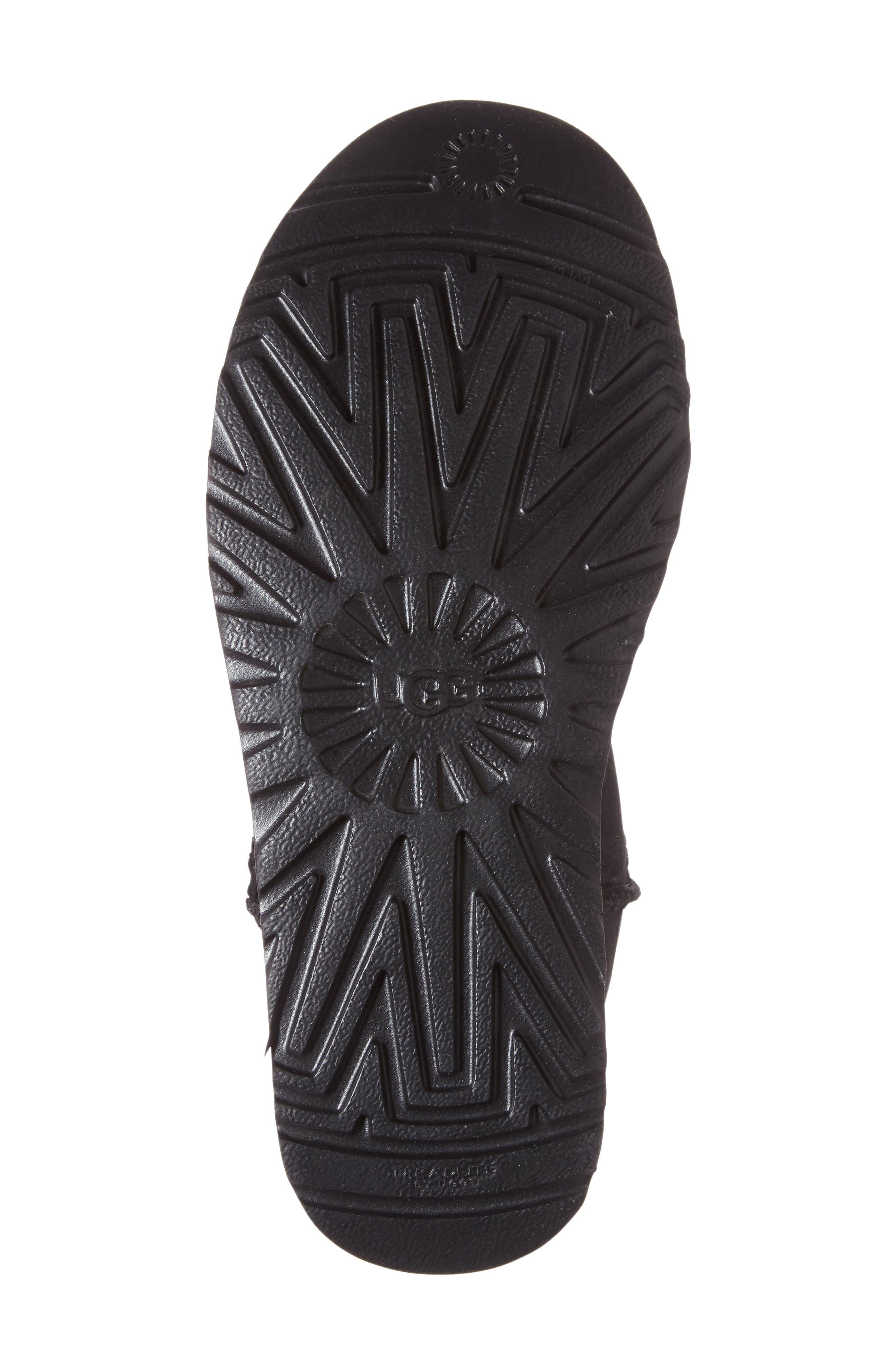 Alternate Image 4  - UGG® Classic Mini Snake Boot (Women)