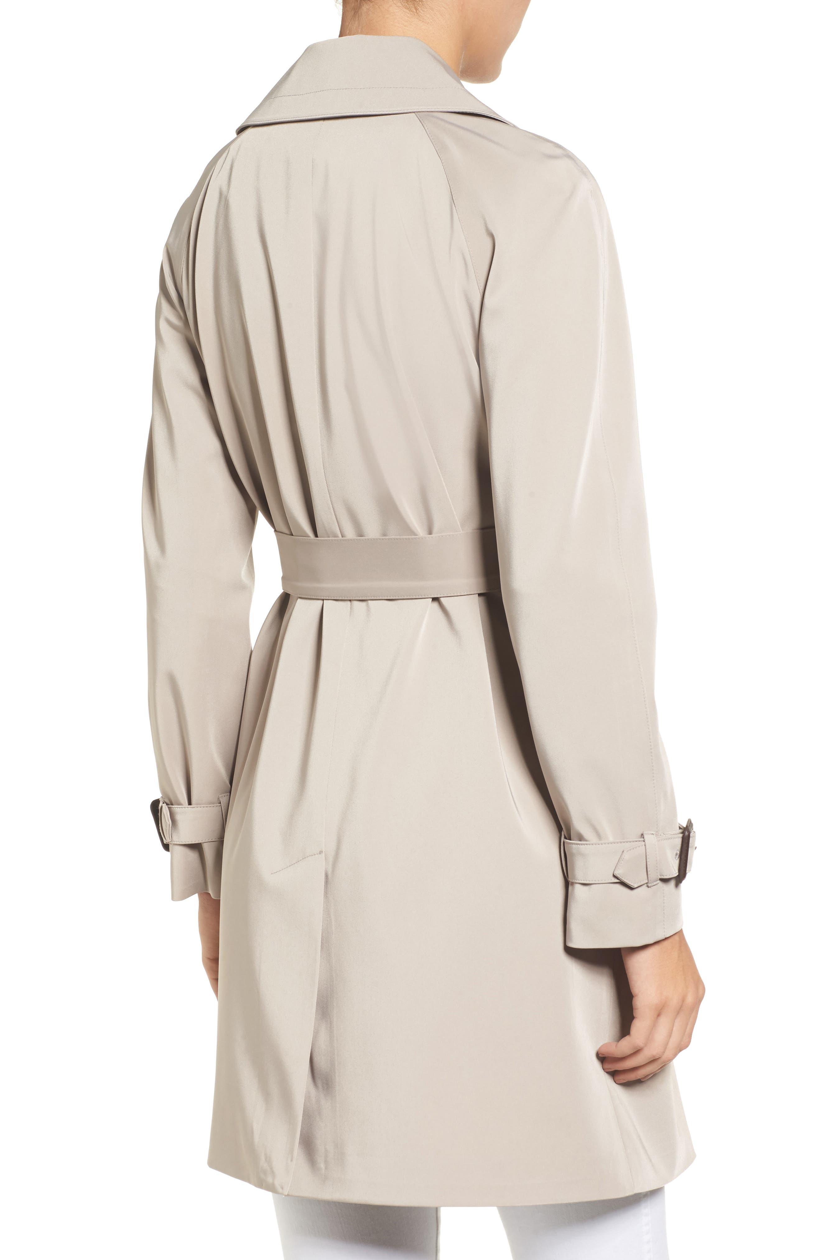 Alternate Image 2  - MICHAEL Michael Kors Trench Coat