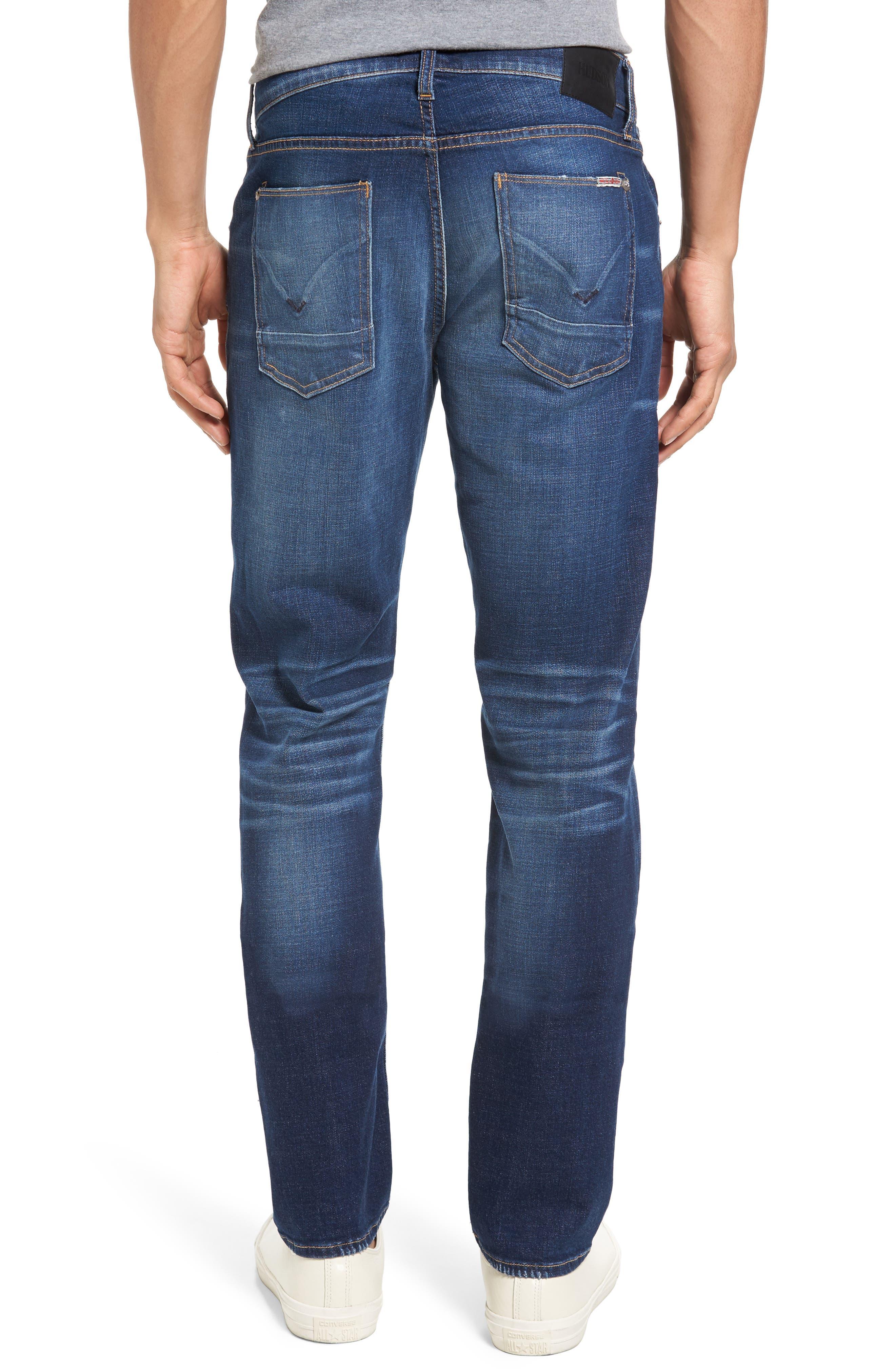 Blake Slim Fit Jeans,                             Alternate thumbnail 2, color,                             Genuine