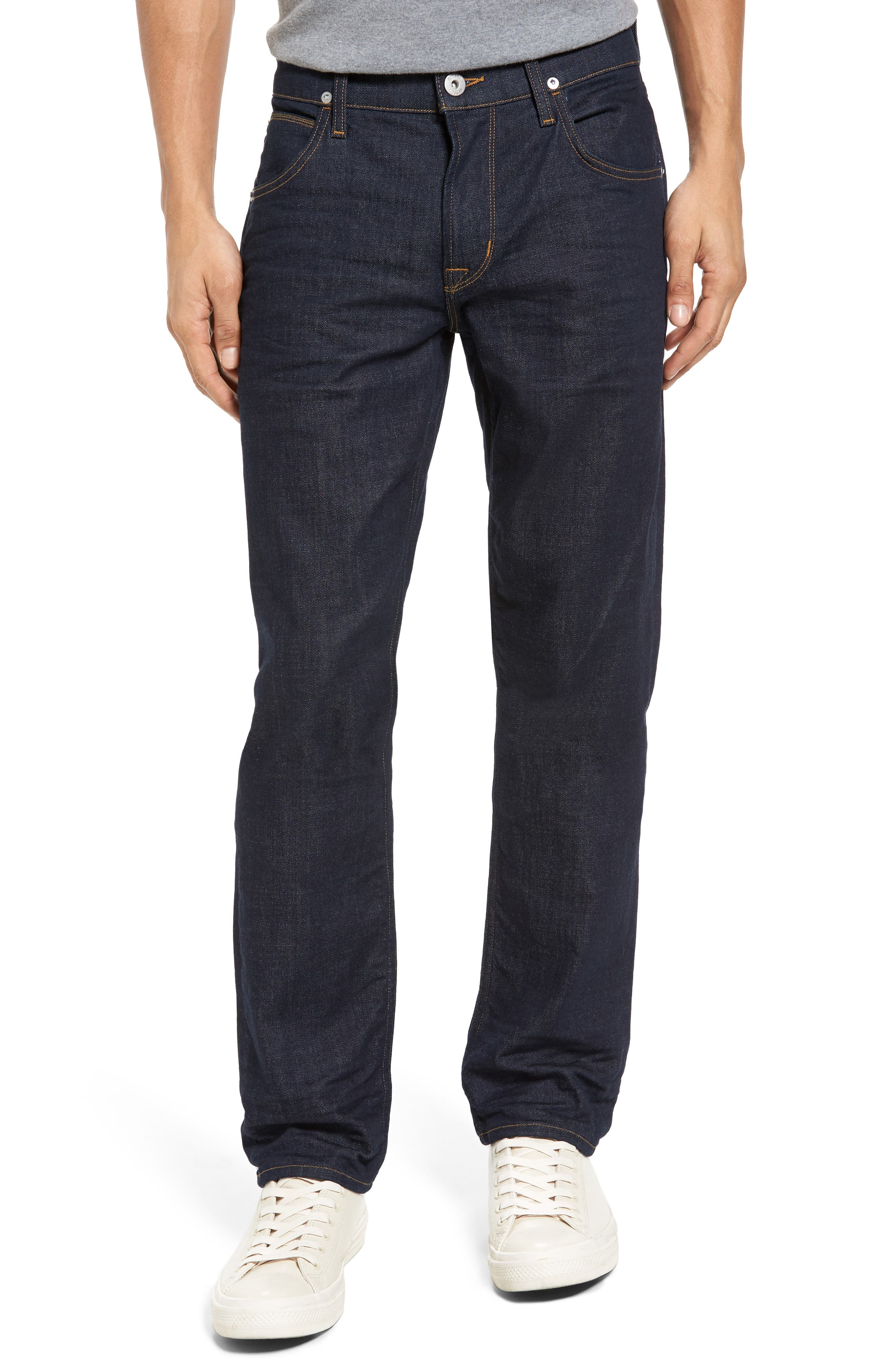 Alternate Image 1 Selected - Hudson Jeans Blake Slim Fit Jeans (Anonymous)