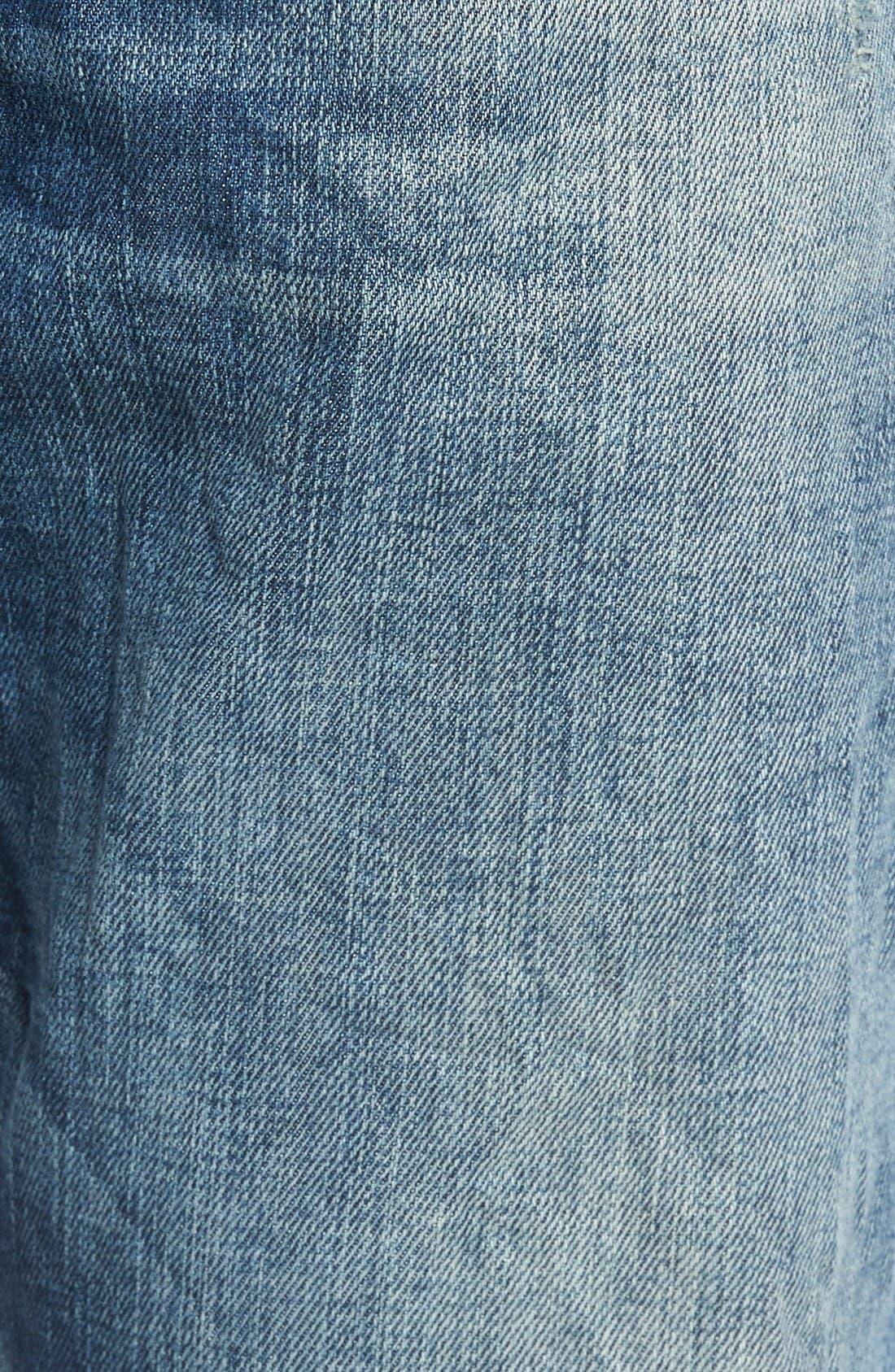 Jake Easy Slim Fit Jeans,                             Alternate thumbnail 5, color,                             Random Extreme Vintage