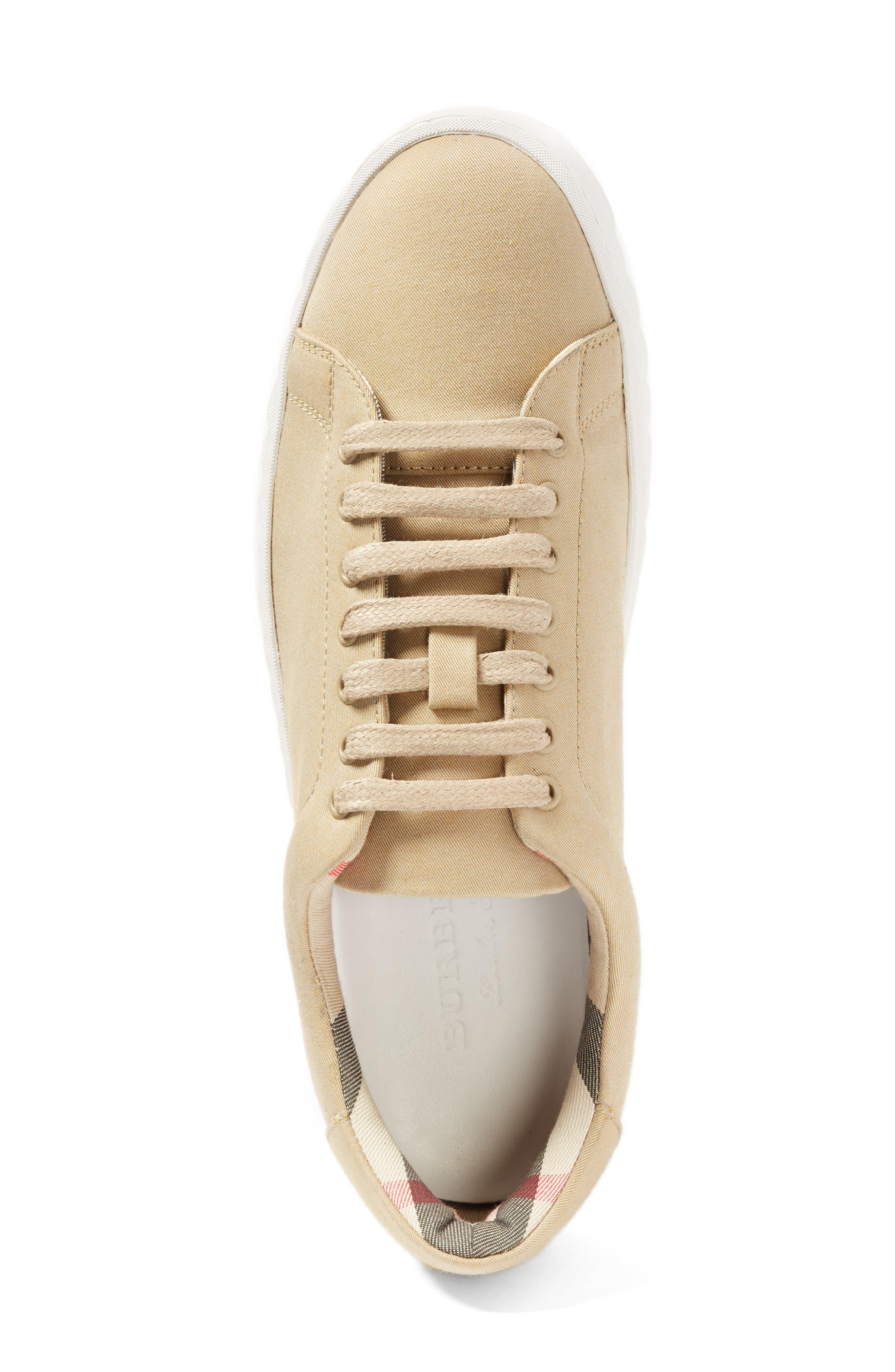 Alternate Image 3  - Burberry Westford Sneaker (Women)