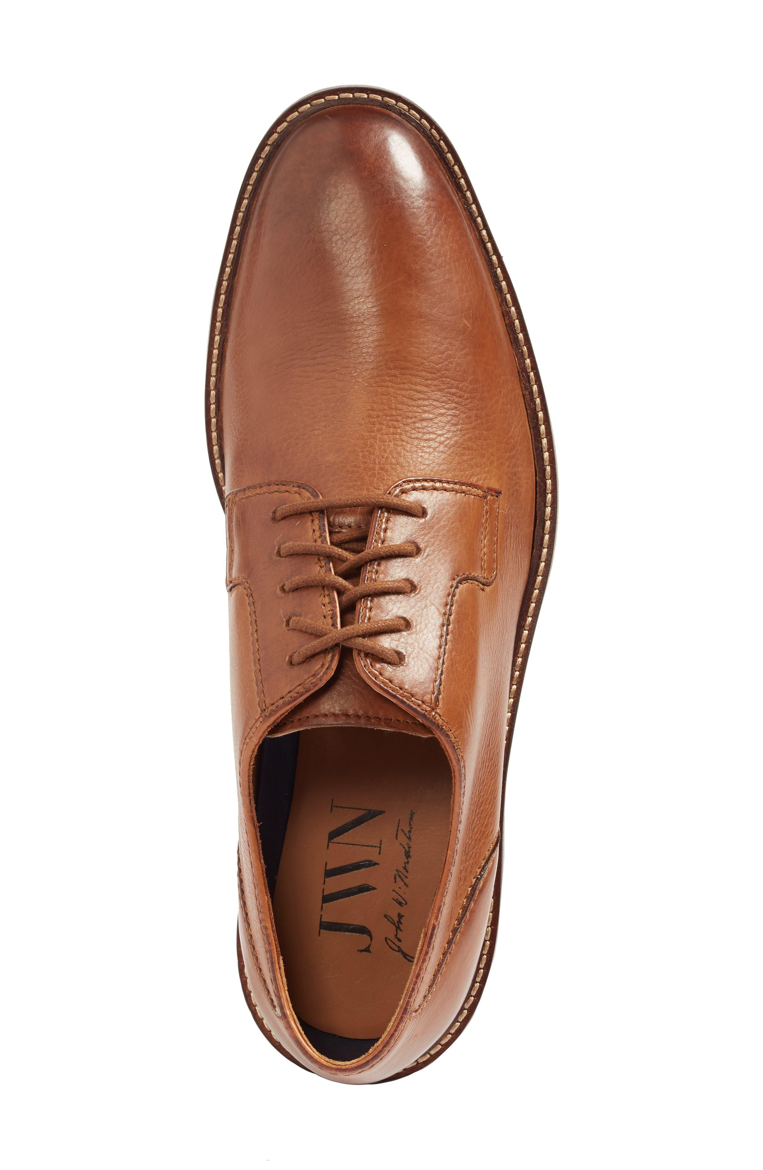 Alternate Image 3  - John W. Nordstrom® Stefano Plain Toe Derby (Men)