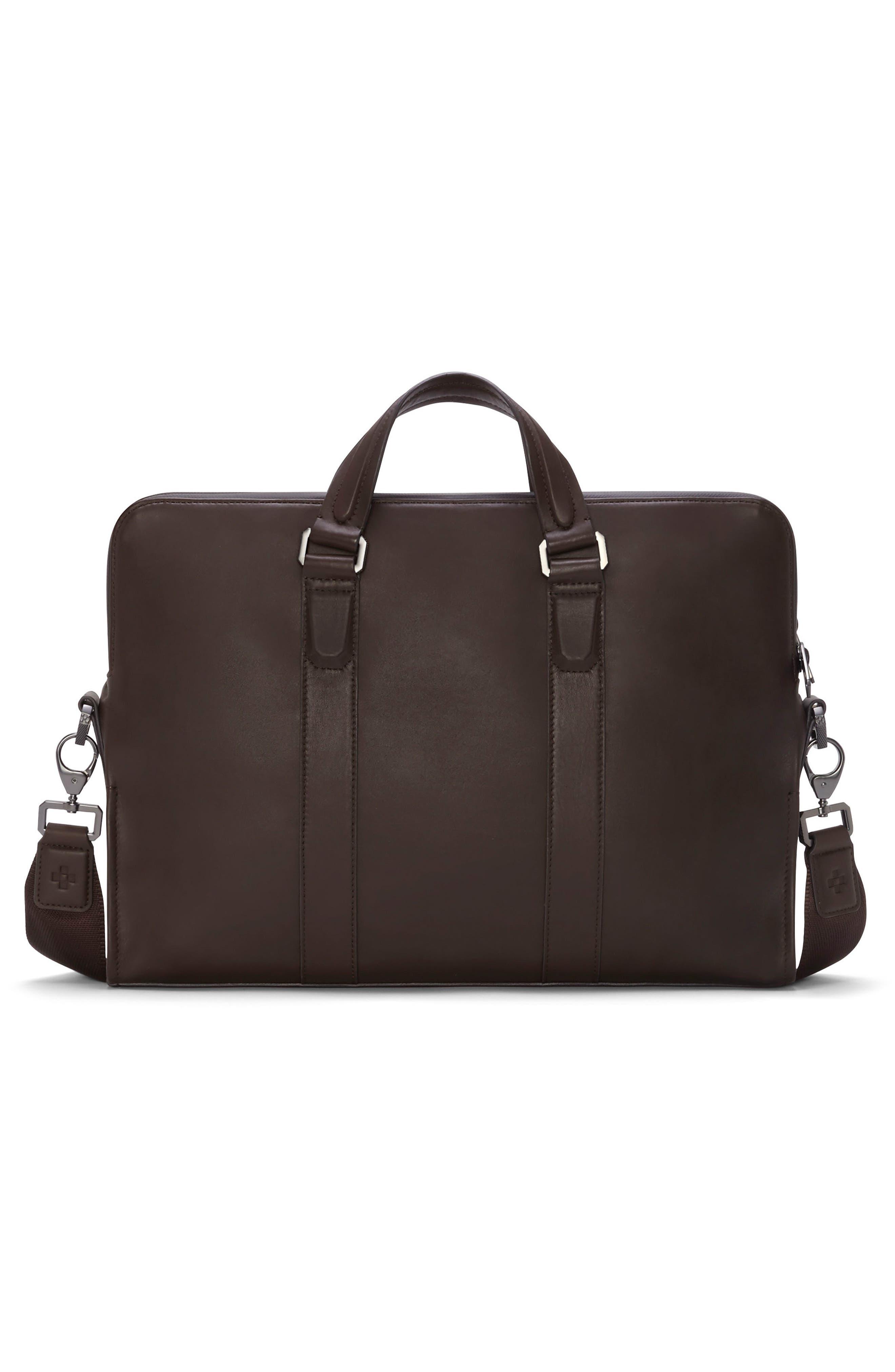 Alternate Image 2  - Vince Camuto Dopia Leather Briefcase