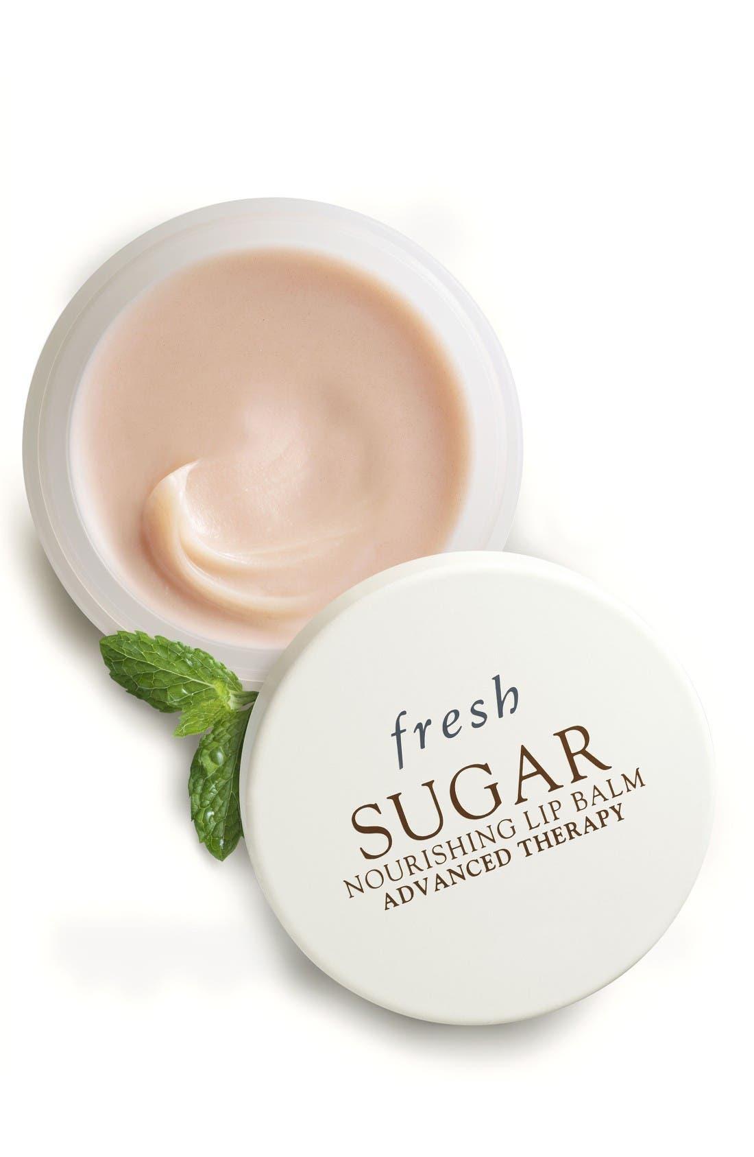 Sugar Nourishing Lip Balm Advanced Therapy,                             Alternate thumbnail 2, color,                             No Color