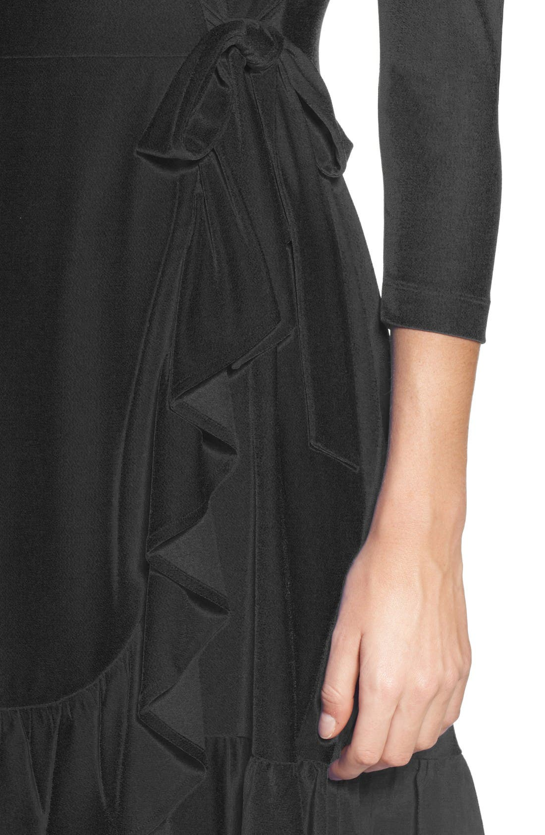 Alternate Image 5  - ECI Wrap Dress