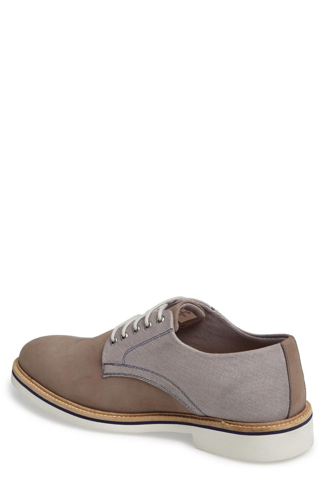 Alternate Image 2  - 1901 Jefferson Buck Shoe (Men)