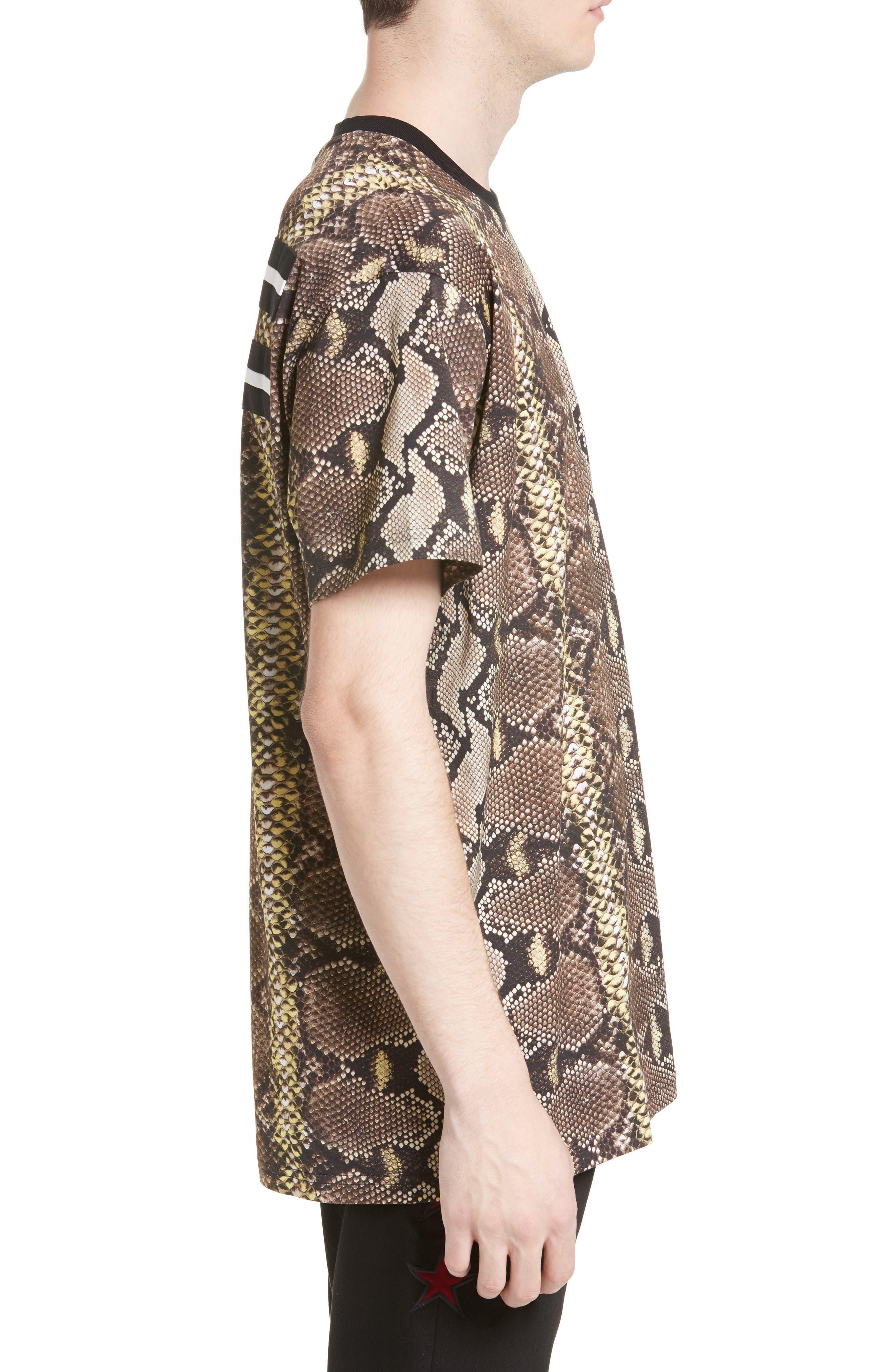 Alternate Image 3  - Givenchy Python Print T-Shirt