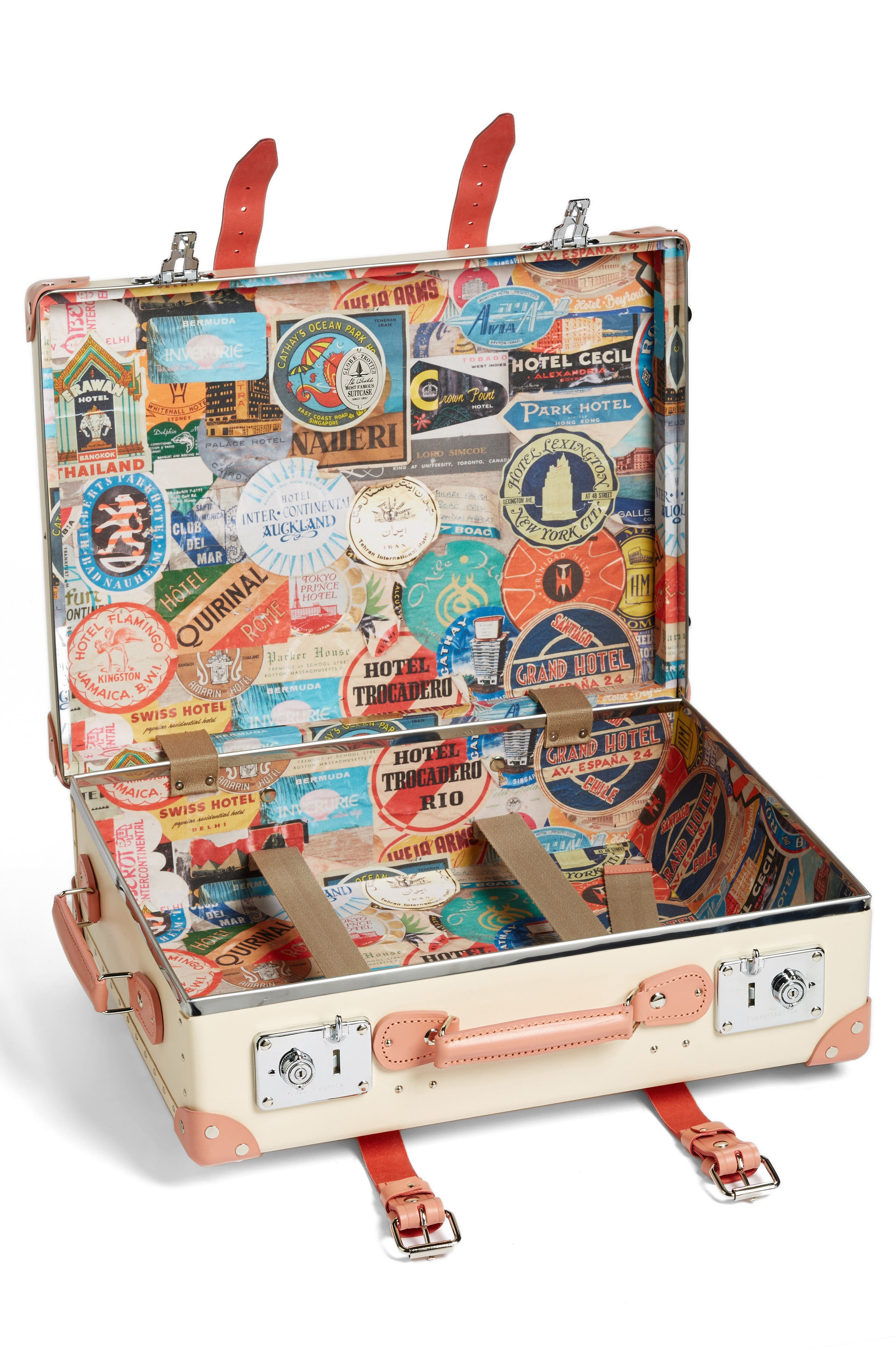 "Alternate Image 2  - Globe-Trotter Centenary 20"" Trolley Packing Case"