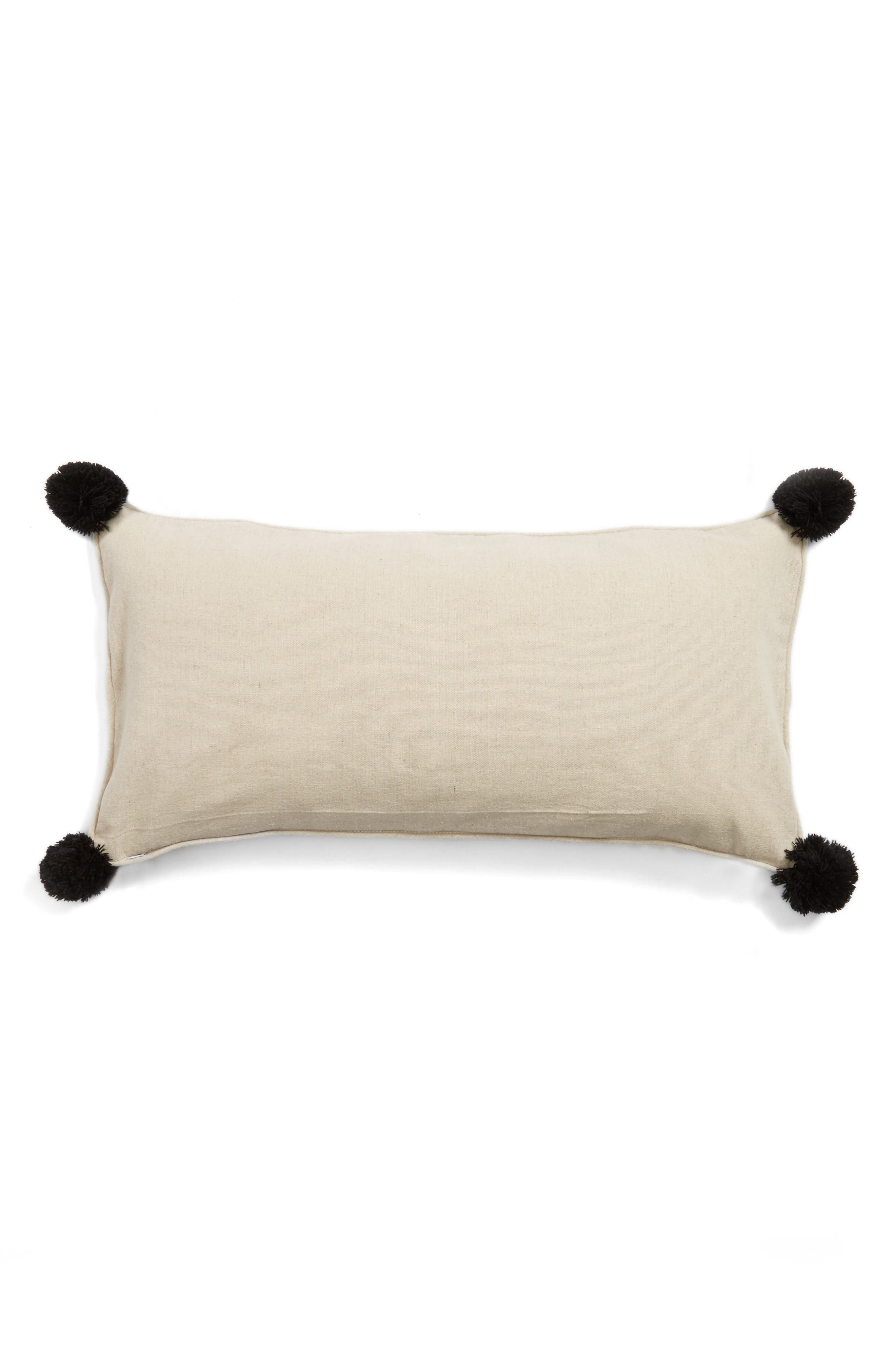 Alternate Image 2  - Levtex Tali Pom Decorative Pillow
