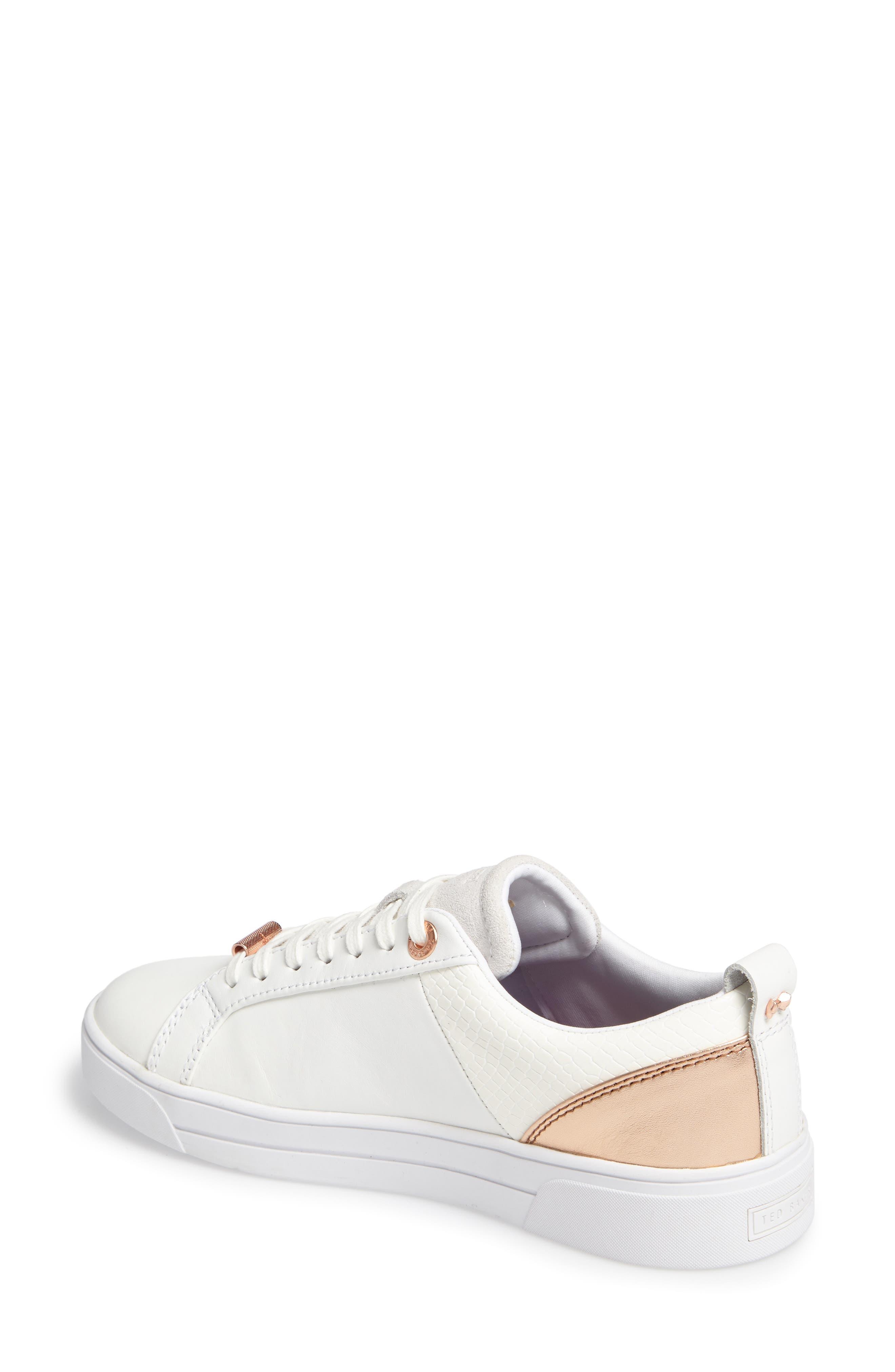 Alternate Image 2  - Ted Baker London Kulei Lace-Up Sneaker (Women)