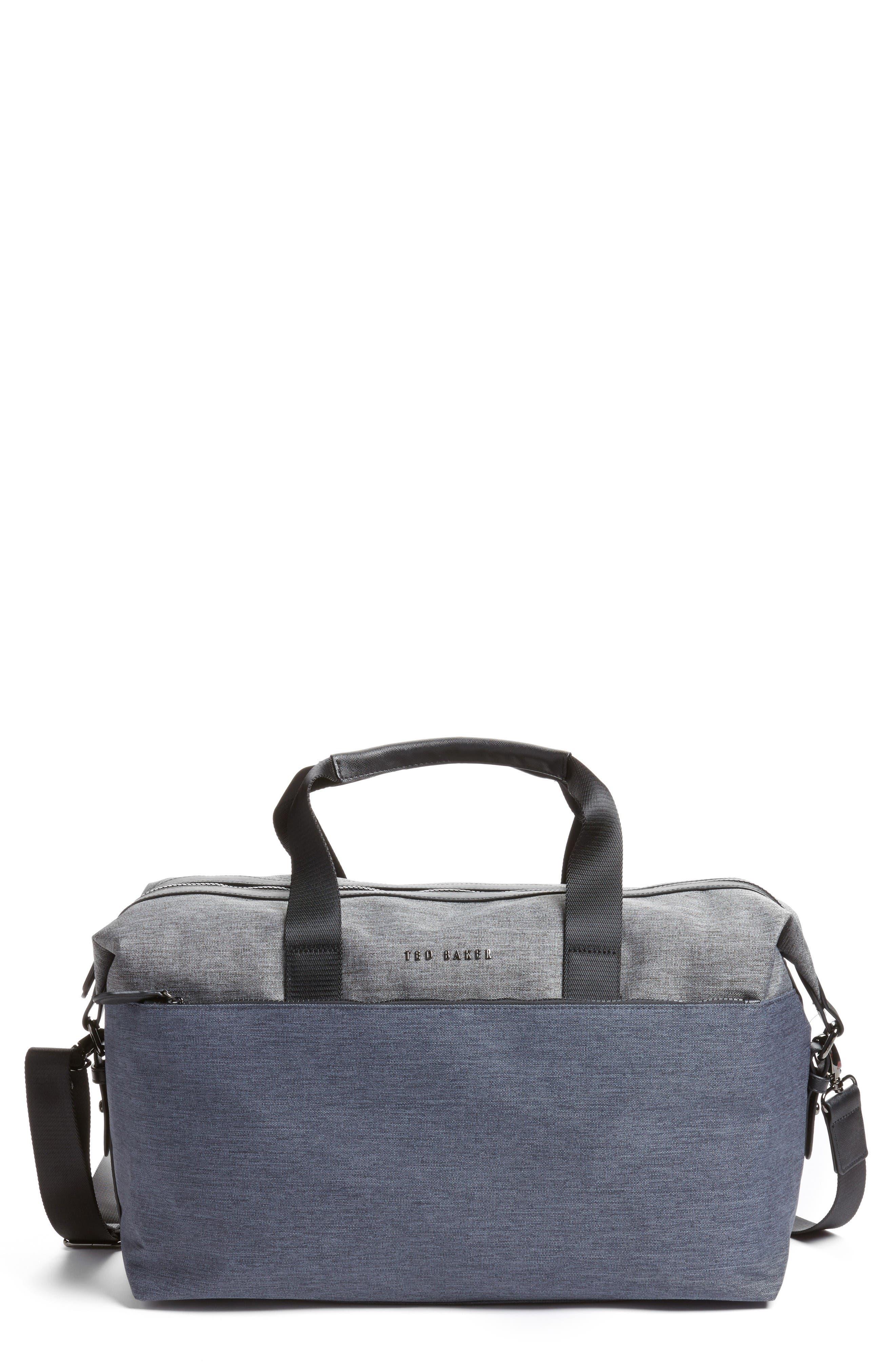 Alternate Image 1 Selected - Ted Baker London Hamahed Duffel Bag