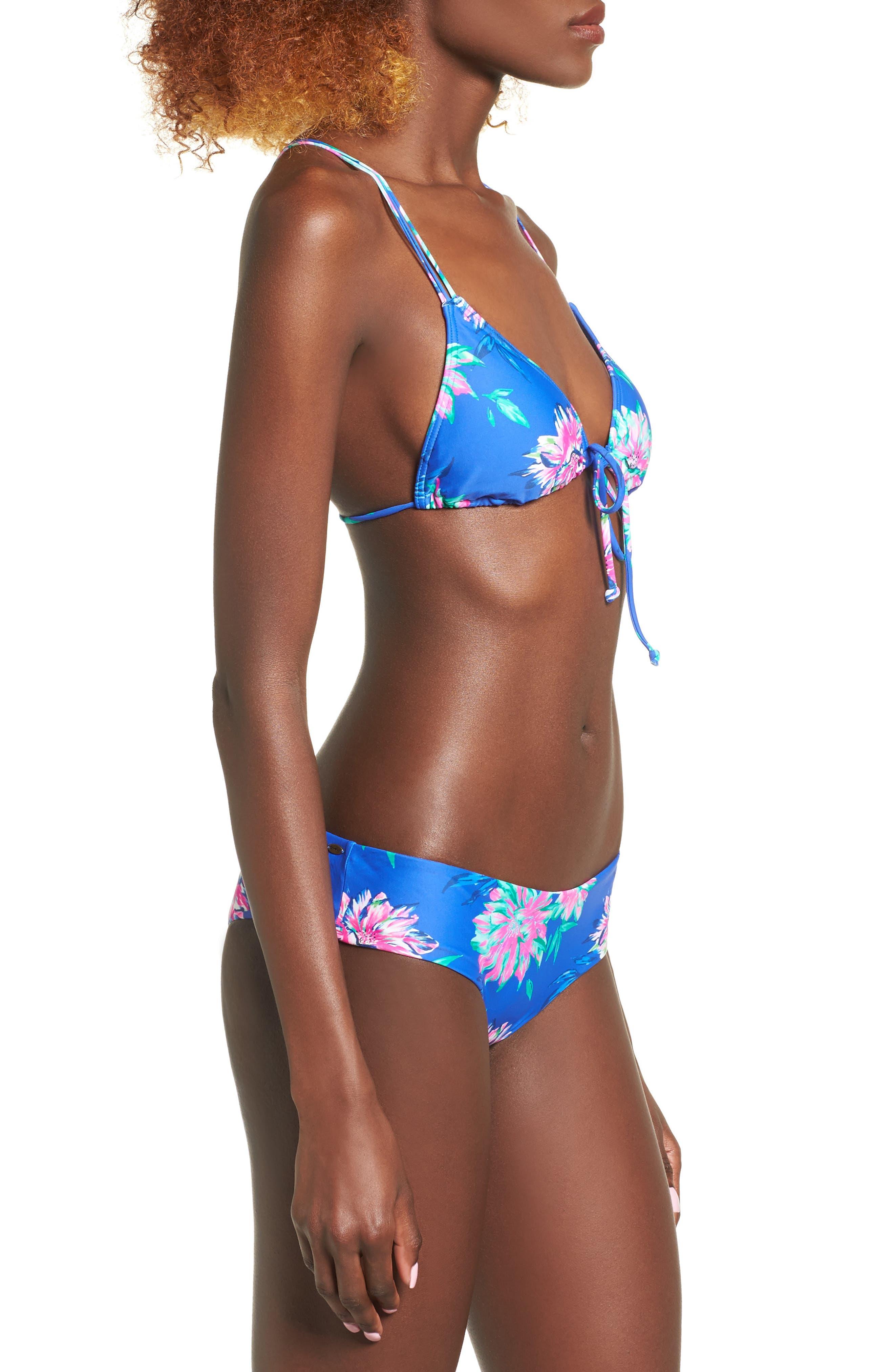 Alternate Image 4  - O'Neill Moon Struck Triangle Bikini Top