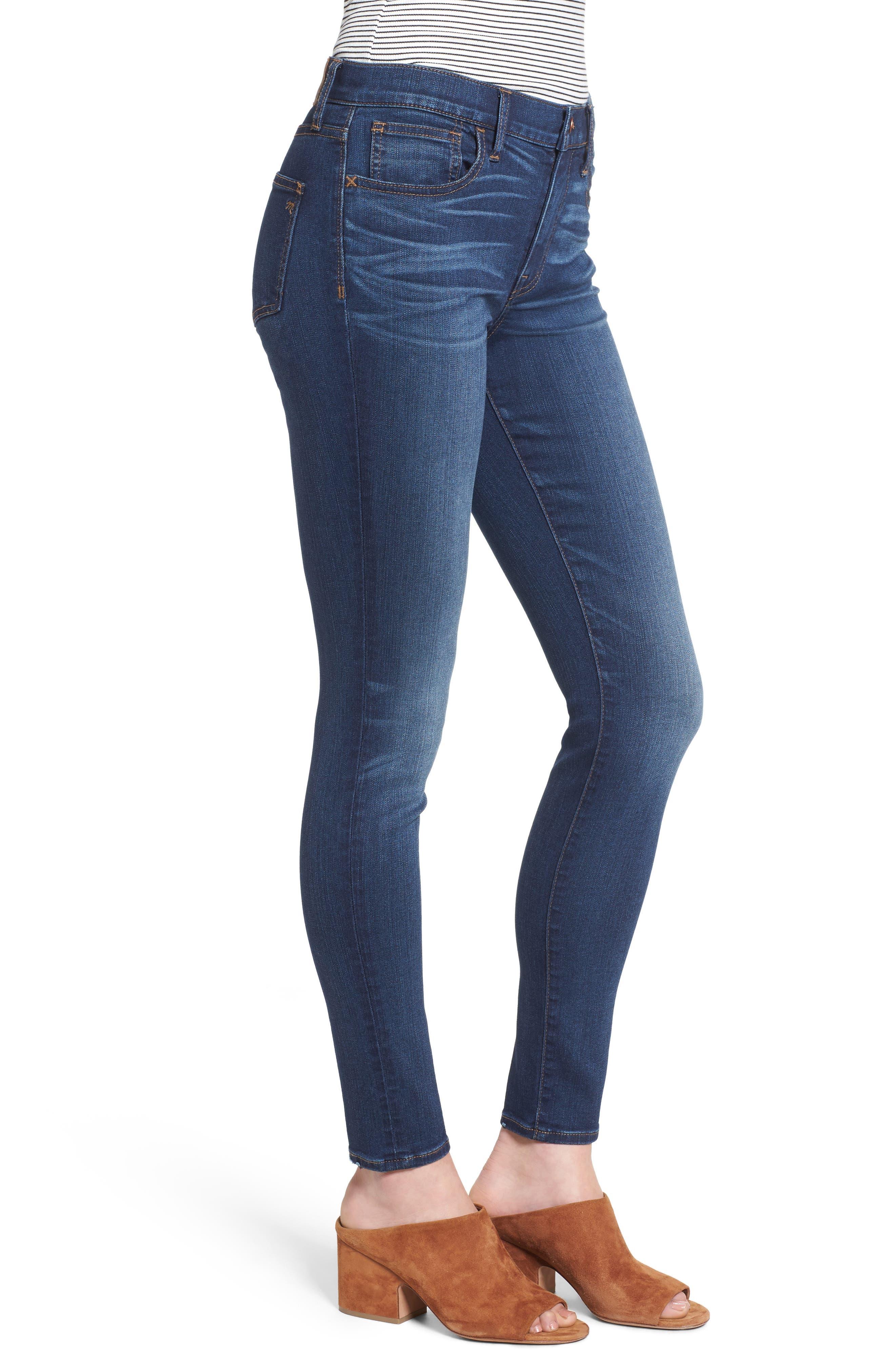 Alternate Image 3  - Madewell Roadtripper Jeans (Darryl Wash)