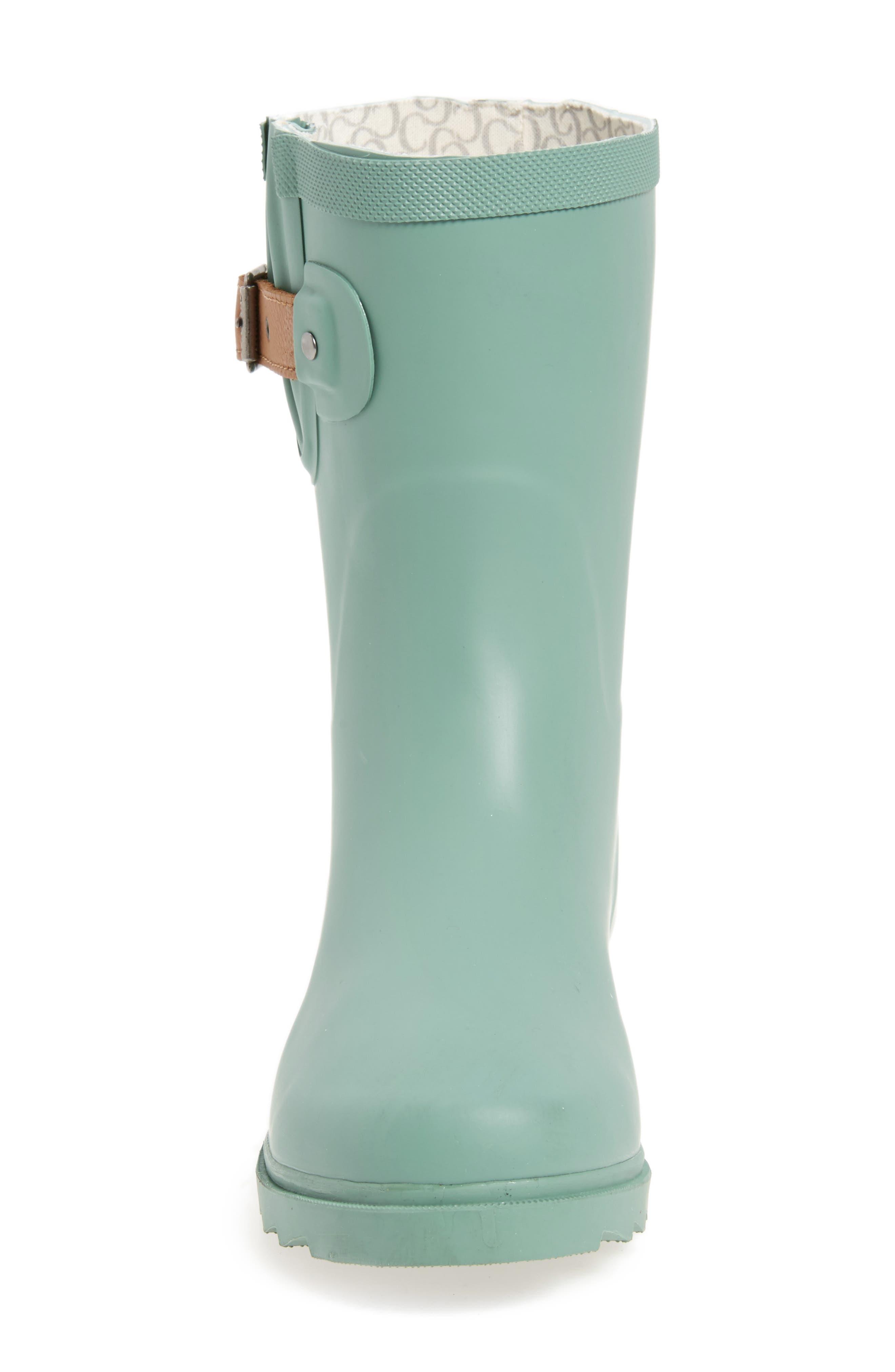 Alternate Image 3  - Chooka 'Top Solid Mid Height' Rain Boot (Women)