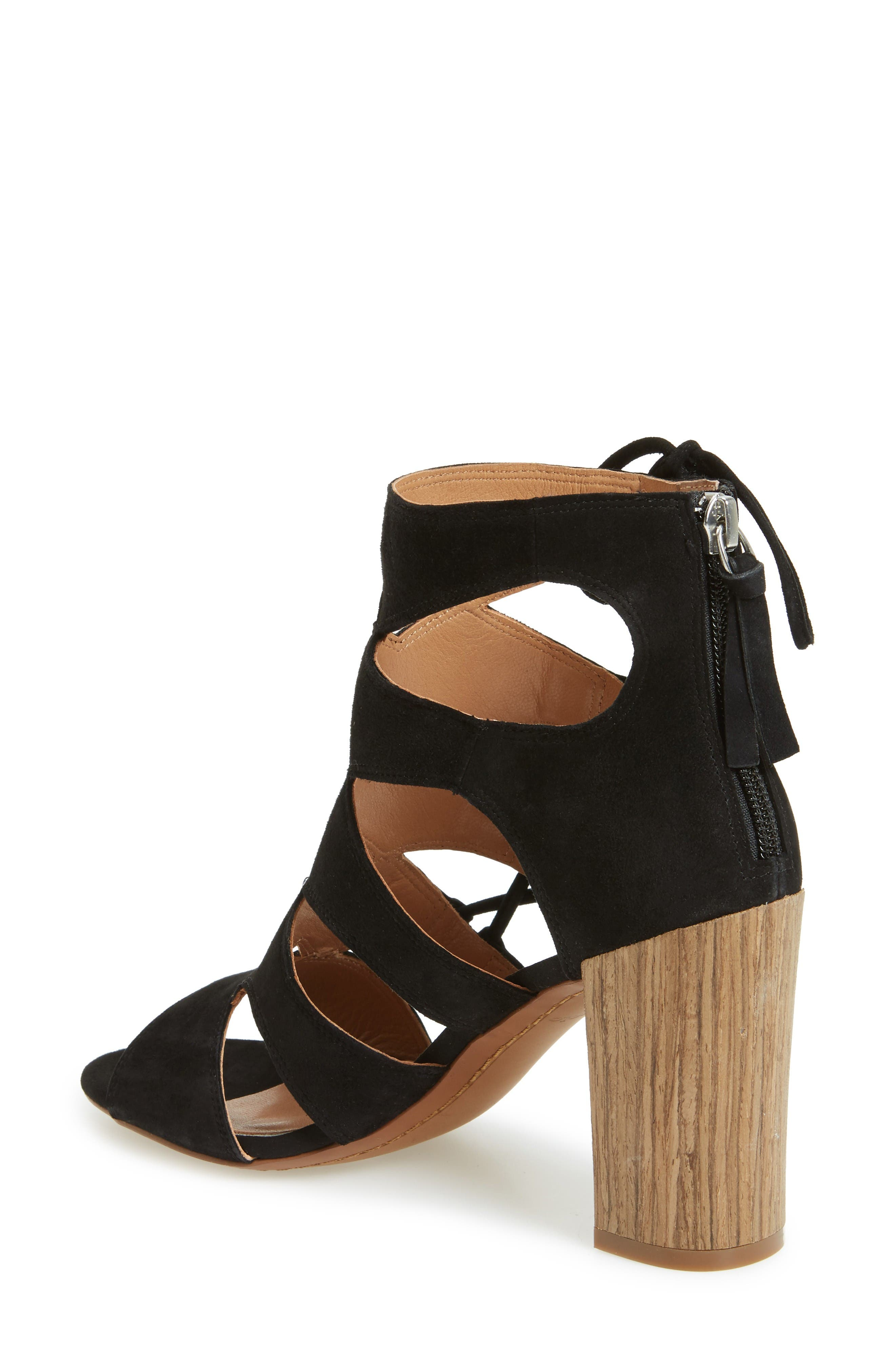 Alternate Image 2  - Linea Paolo Hawley Cutout Sandal (Women)