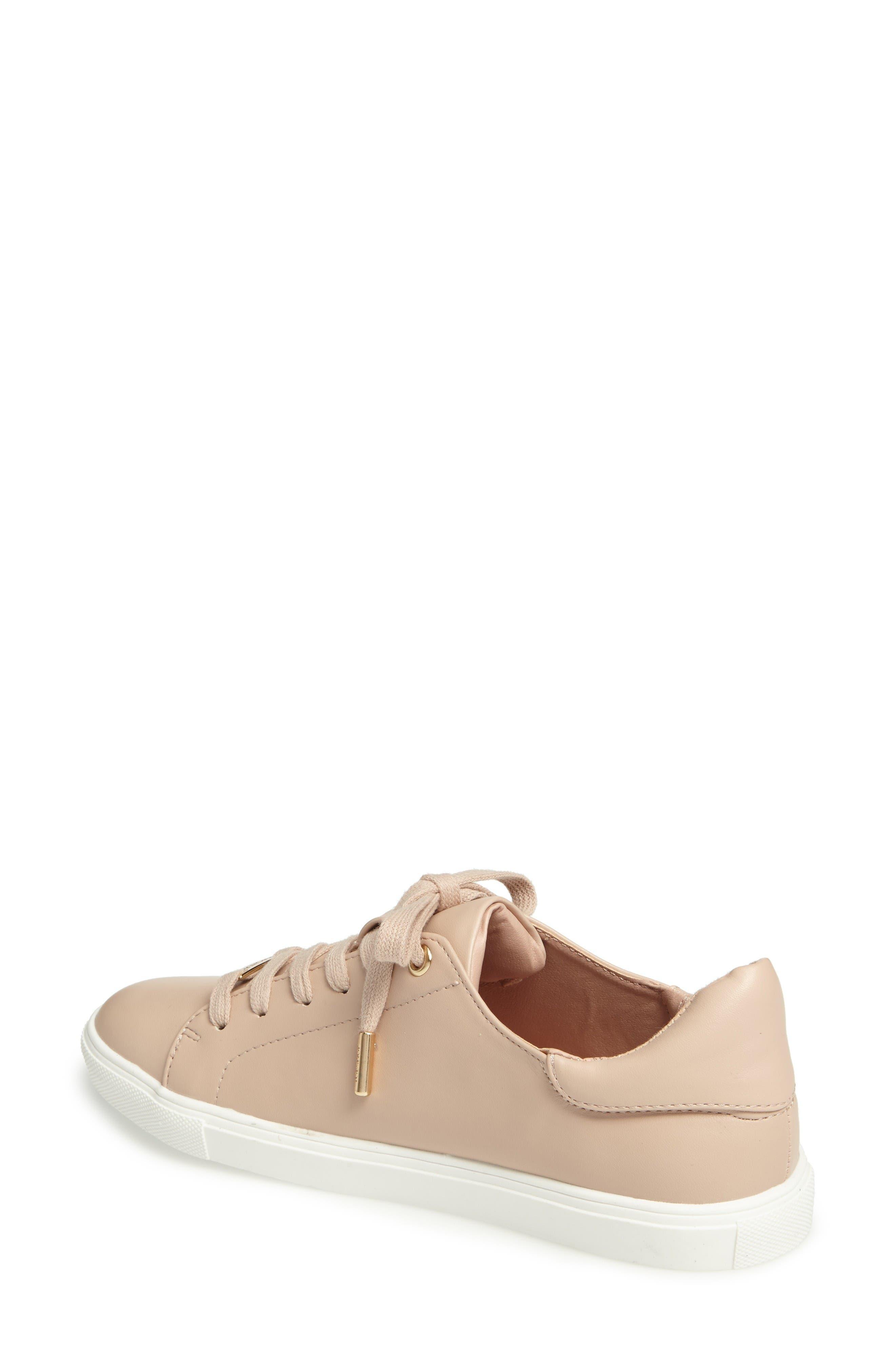 Alternate Image 2  - Topshop Catseye Sneaker (Women)