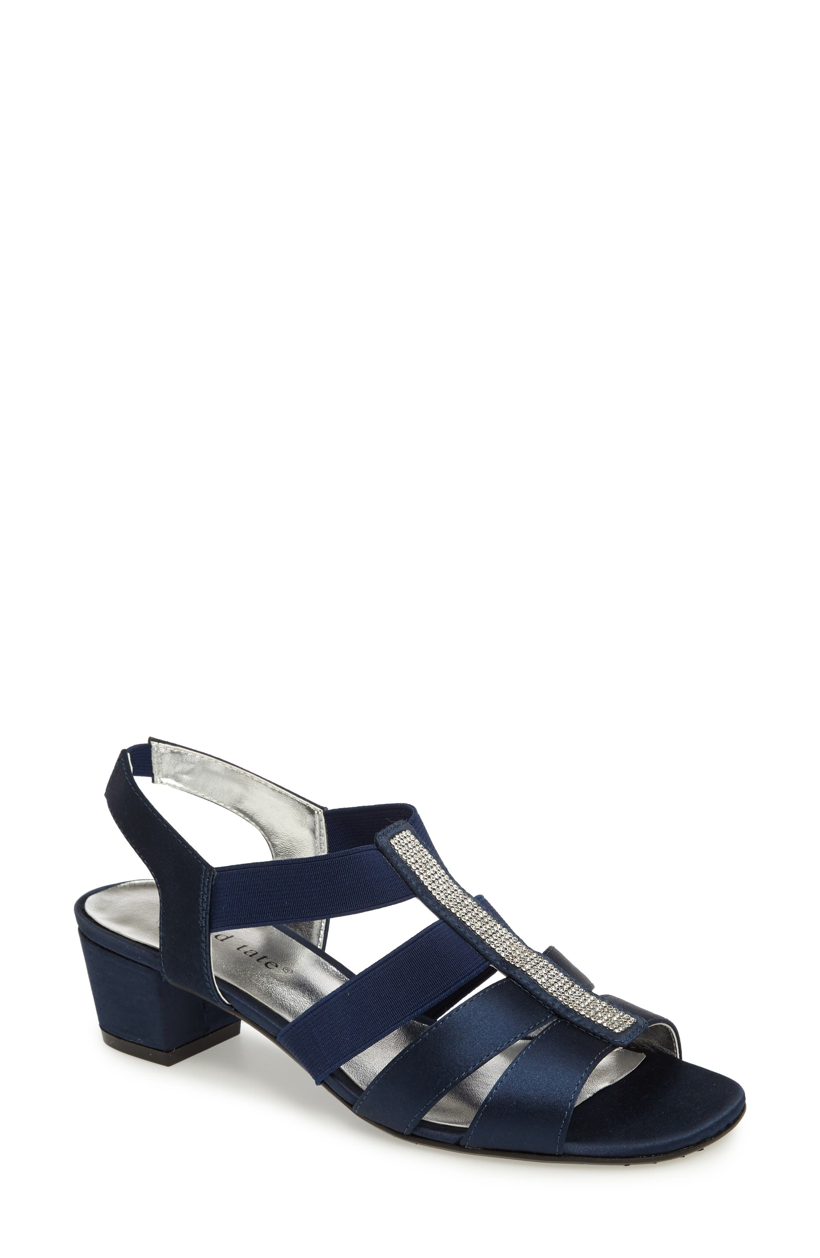Main Image - David Tate Eve Embellished Sandal (Women)
