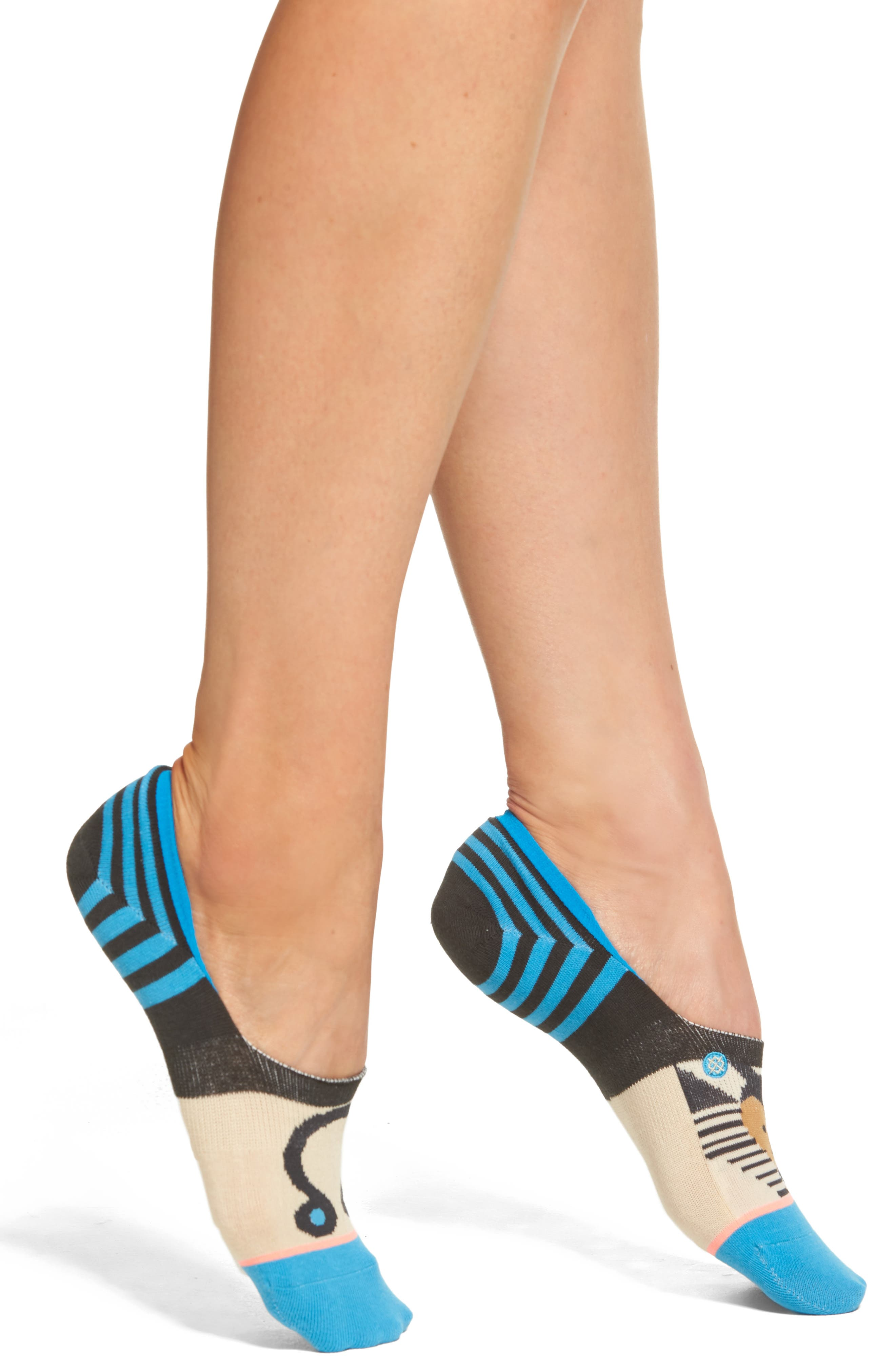 Stance Leo Super Invisible No-Show Socks