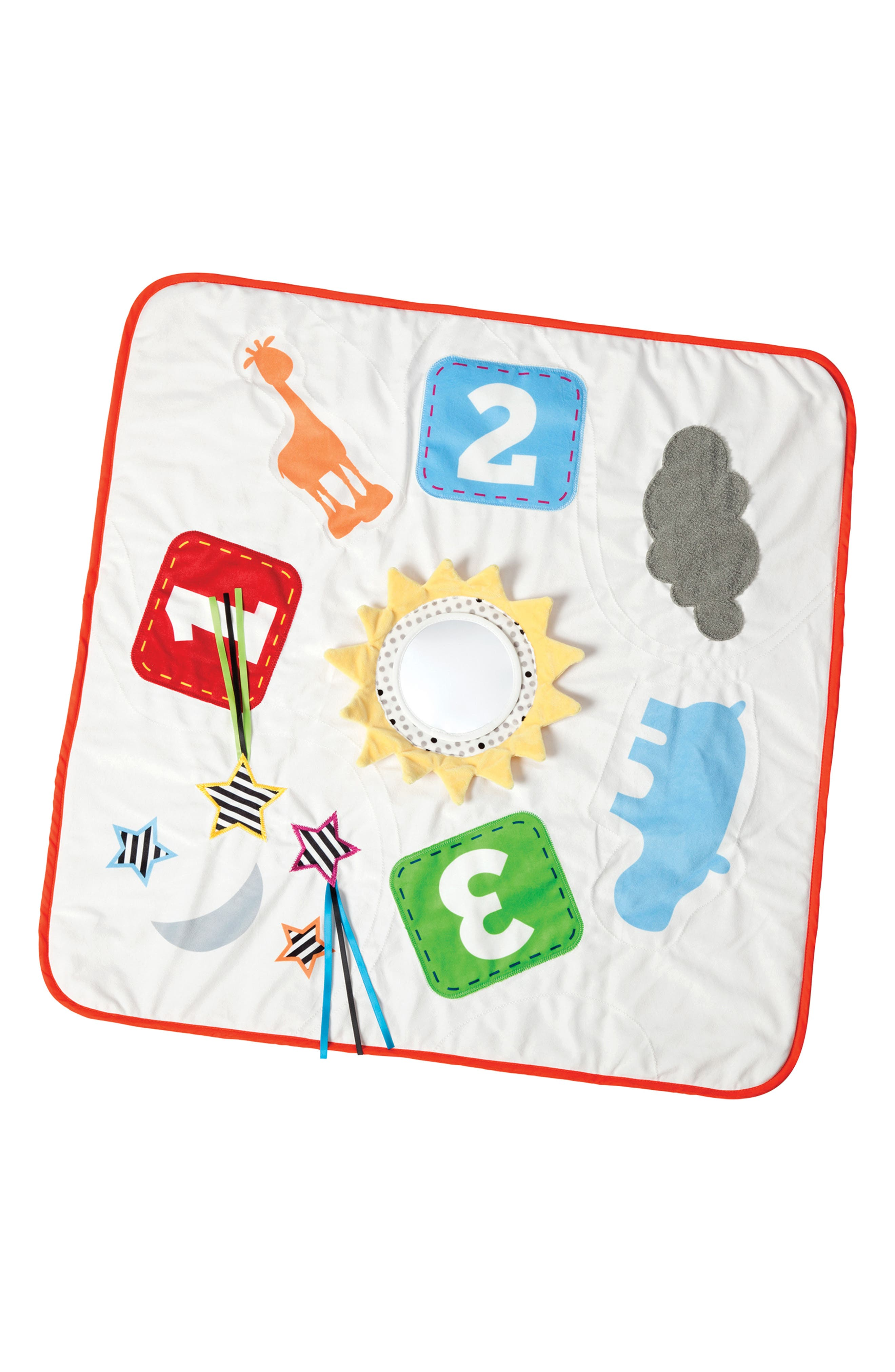 Giggle Playmat,                         Main,                         color, White