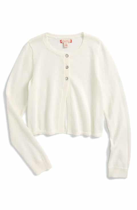 Girls' Sweaters: Cardigan, Knit & Crewneck | Nordstrom