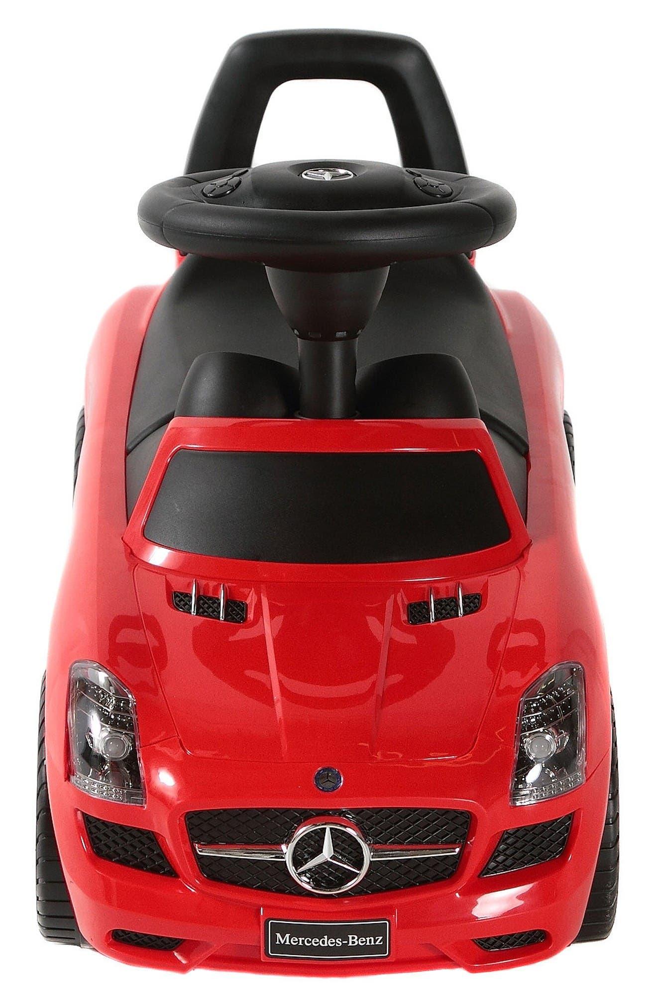Alternate Image 2  - Best Ride On Cars Mercedes Push Car