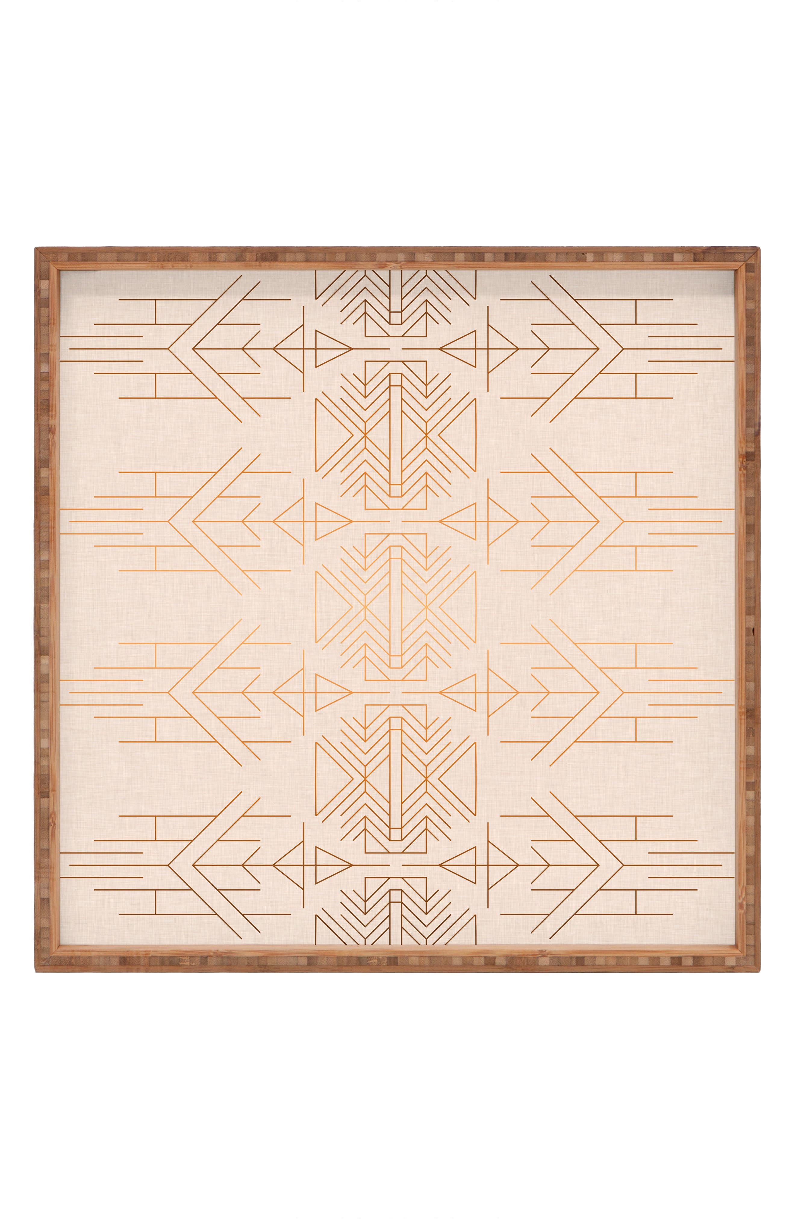 Main Image - Deny Designs Holli Zollinger - Espirit Decorative Tray