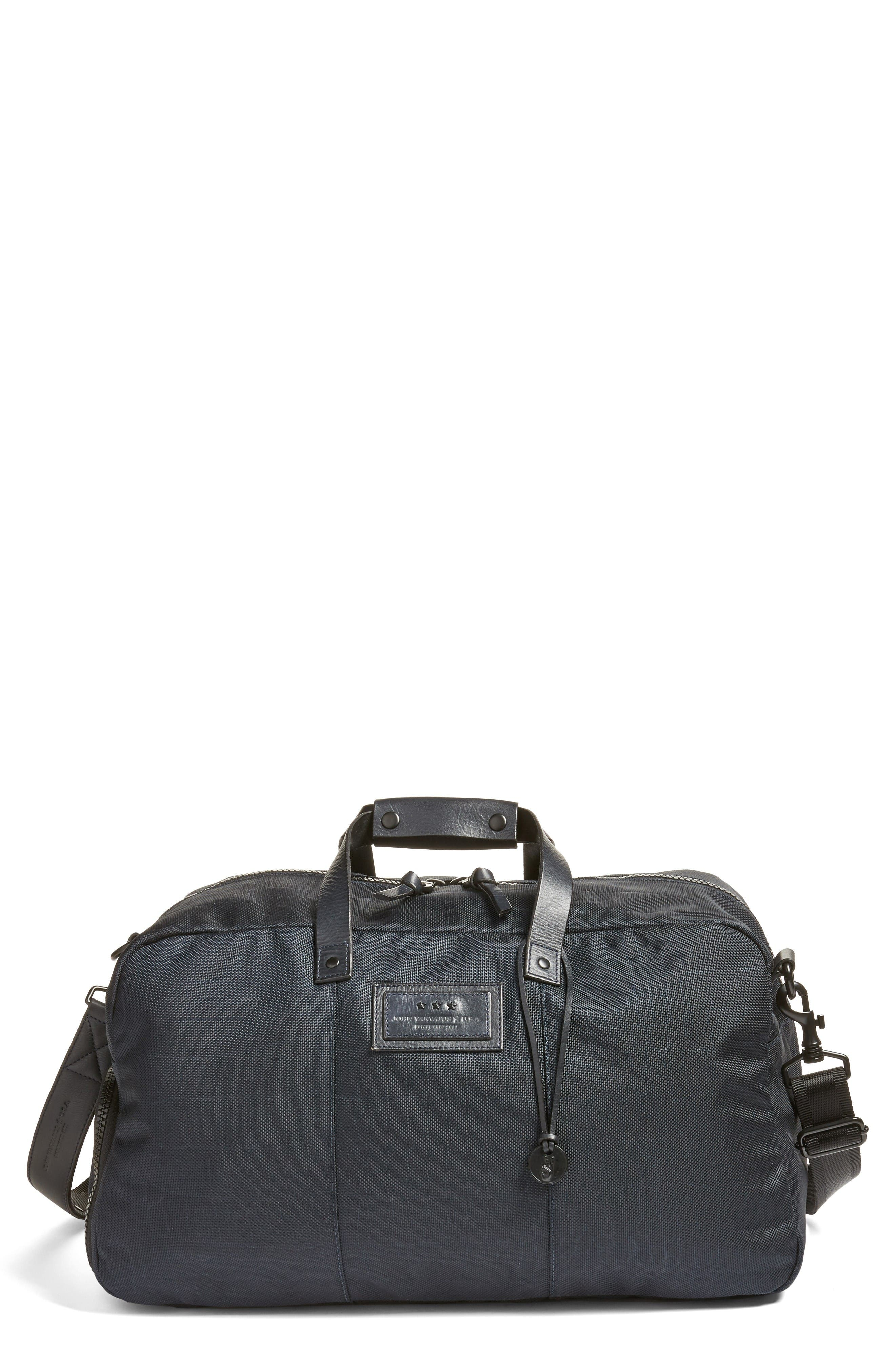 John Varvatos Star USA Duffel Bag