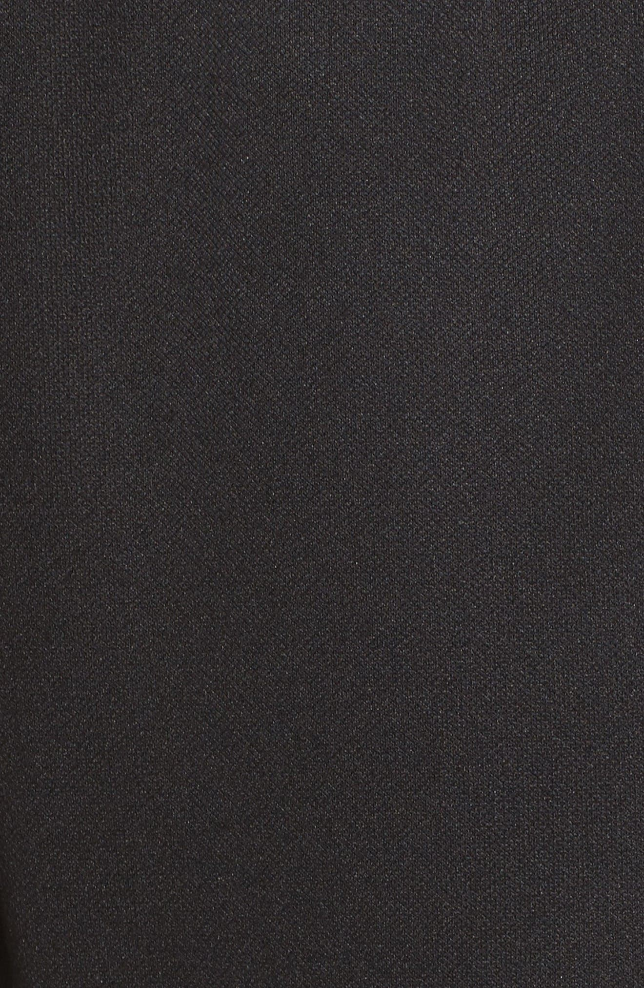 Tiro 17 Training Pants,                             Alternate thumbnail 6, color,                             Black/ White/ White
