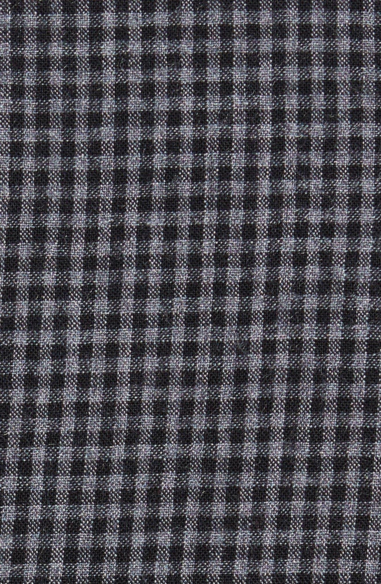 Alternate Image 5  - John Varvatos Star USA Thompson Four-Button Convertible Collar Sport Coat
