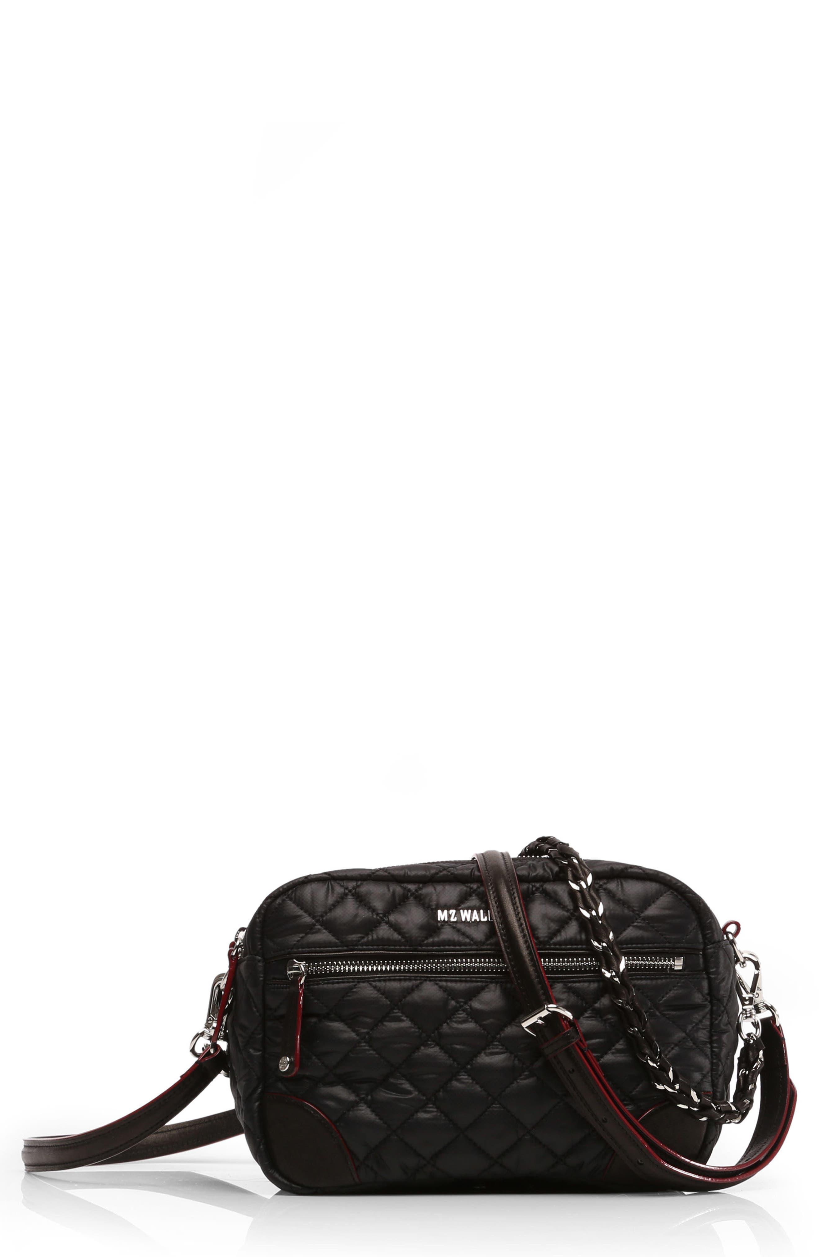 Small Crosby Bag,                         Main,                         color, Black