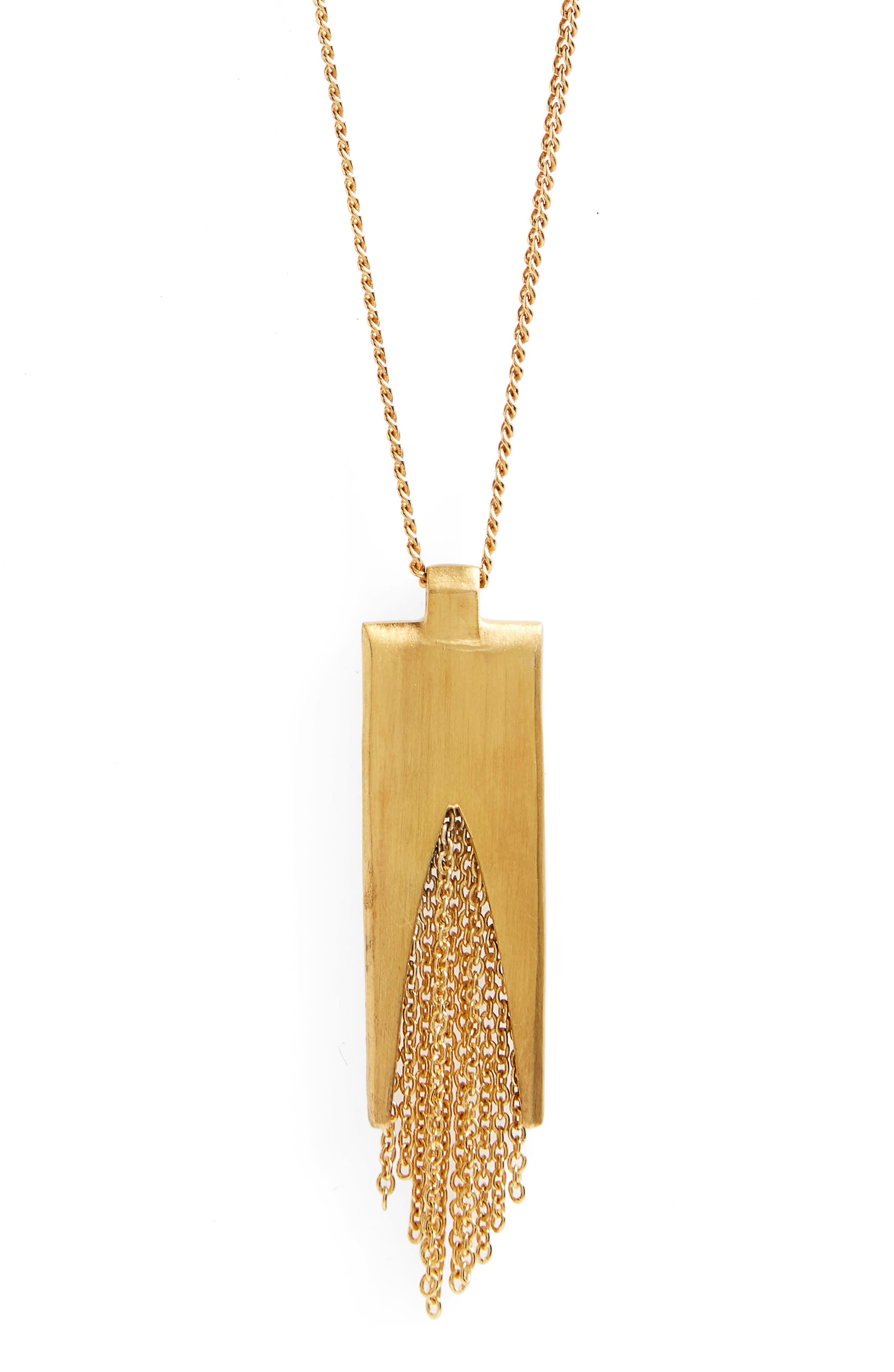Alternate Image 1 Selected - Dean Davidson Cloak Chain Pendant Necklace