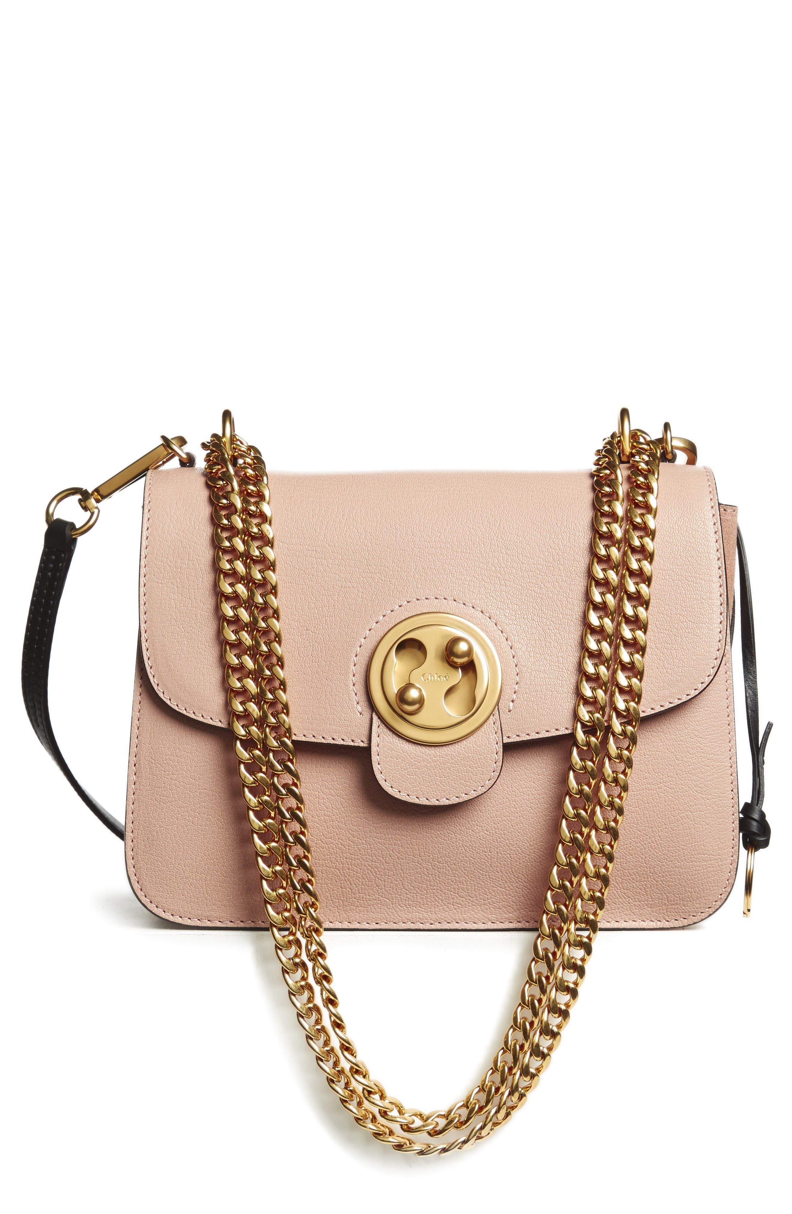 Chloé Medium Mily Leather Shoulder Bag