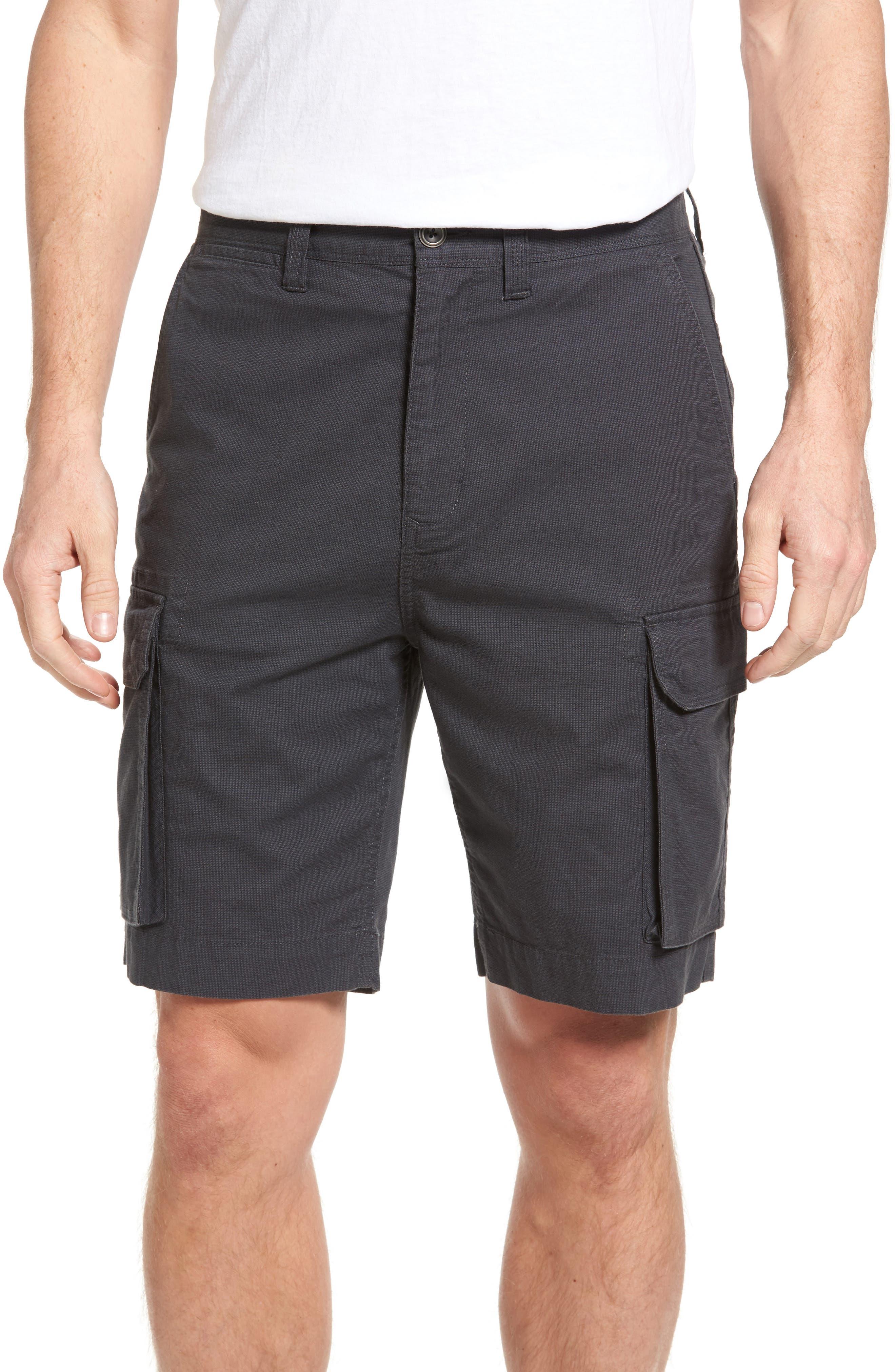 Ludstone Cargo Shorts,                         Main,                         color, Blue Graphite
