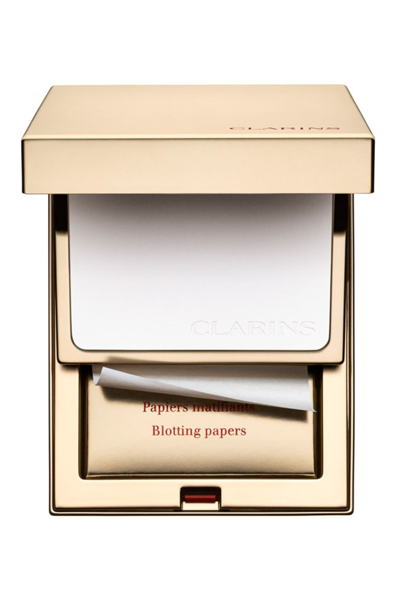 Main Image - Clarins Pore Perfecting Matifying Kit with Blotting Papers