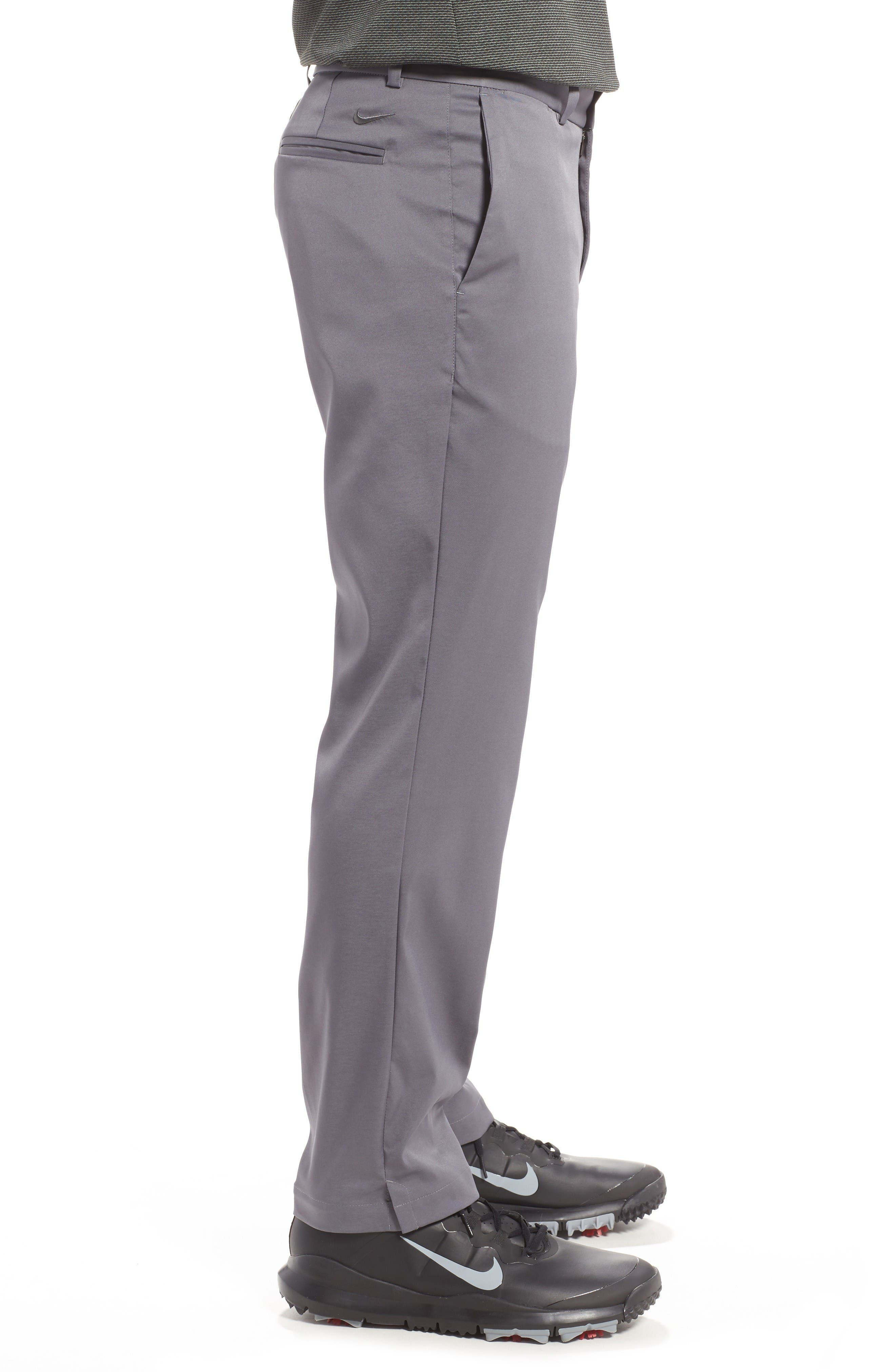 Alternate Image 3  - Nike Flat Front Dri-FIT Tech Golf Pants