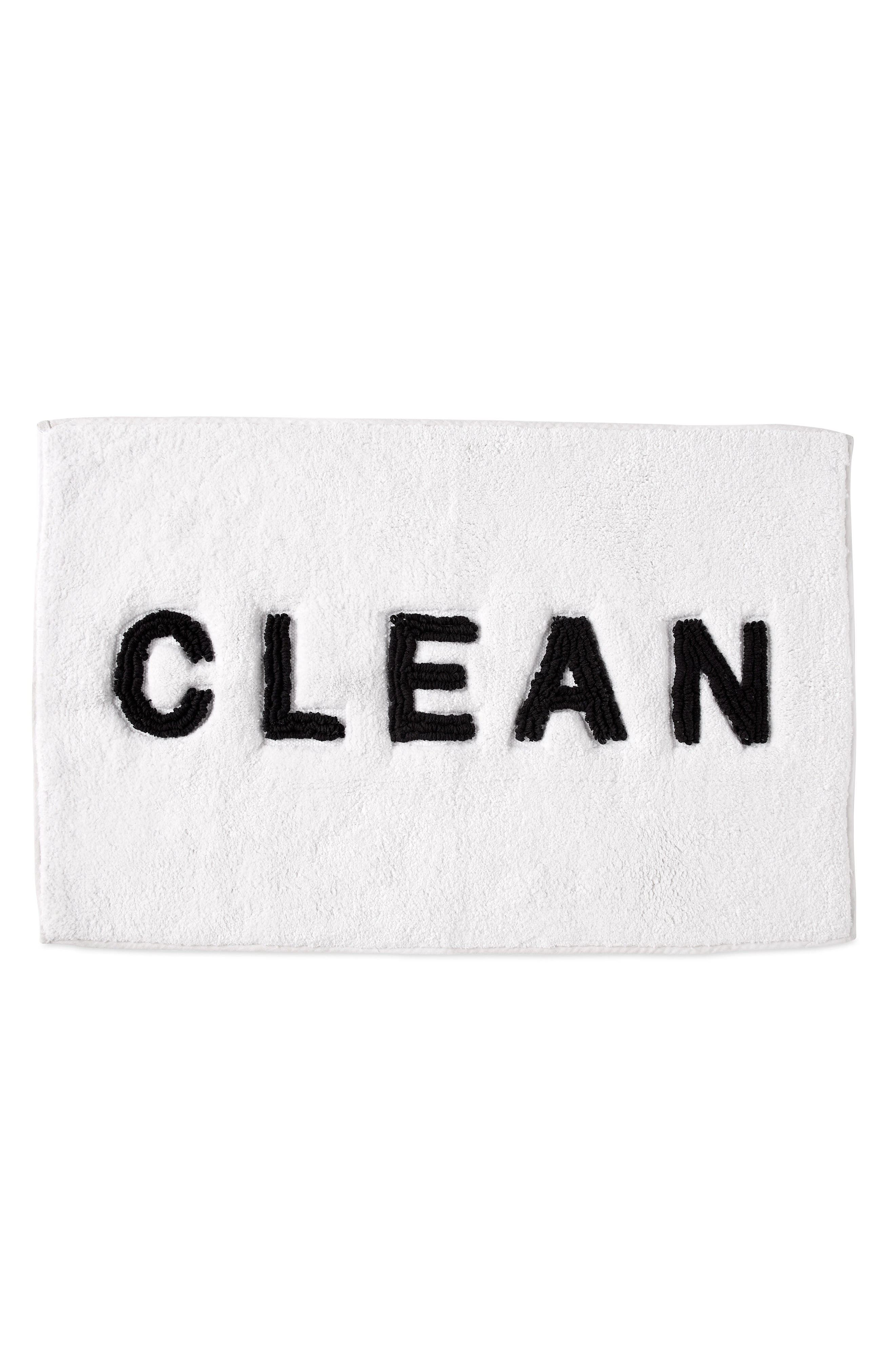 Chatter Rug,                         Main,                         color, White