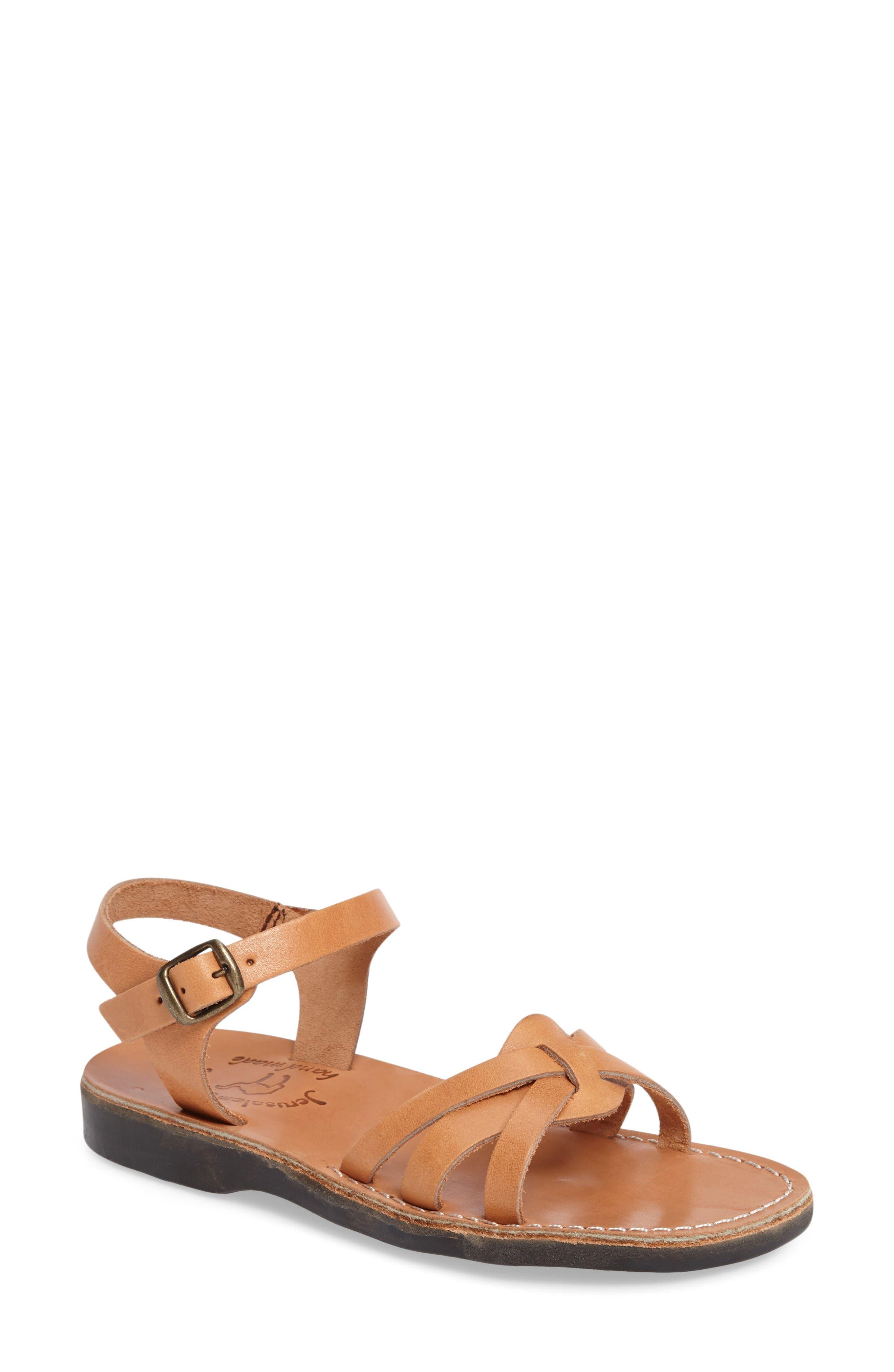 Alternate Image 1 Selected - Jerusalem Sandals Miriam Sandal (Women)