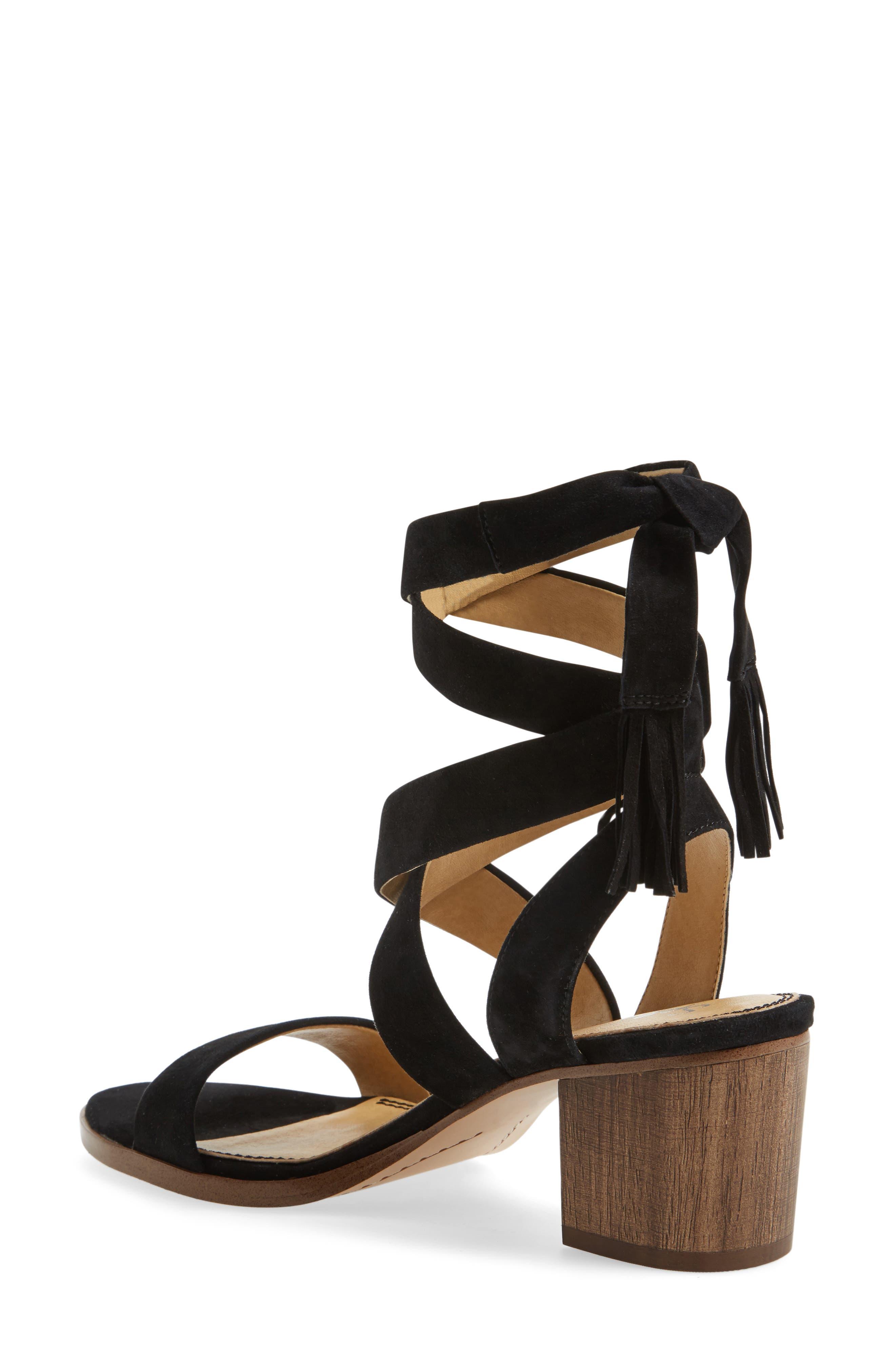Alternate Image 2  - Splendid Janet Block Heel Sandal (Women)
