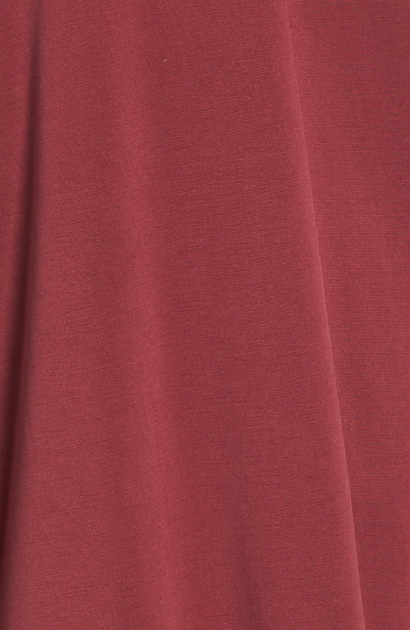 Alternate Image 5  - Soprano Shoulder Tie Dress
