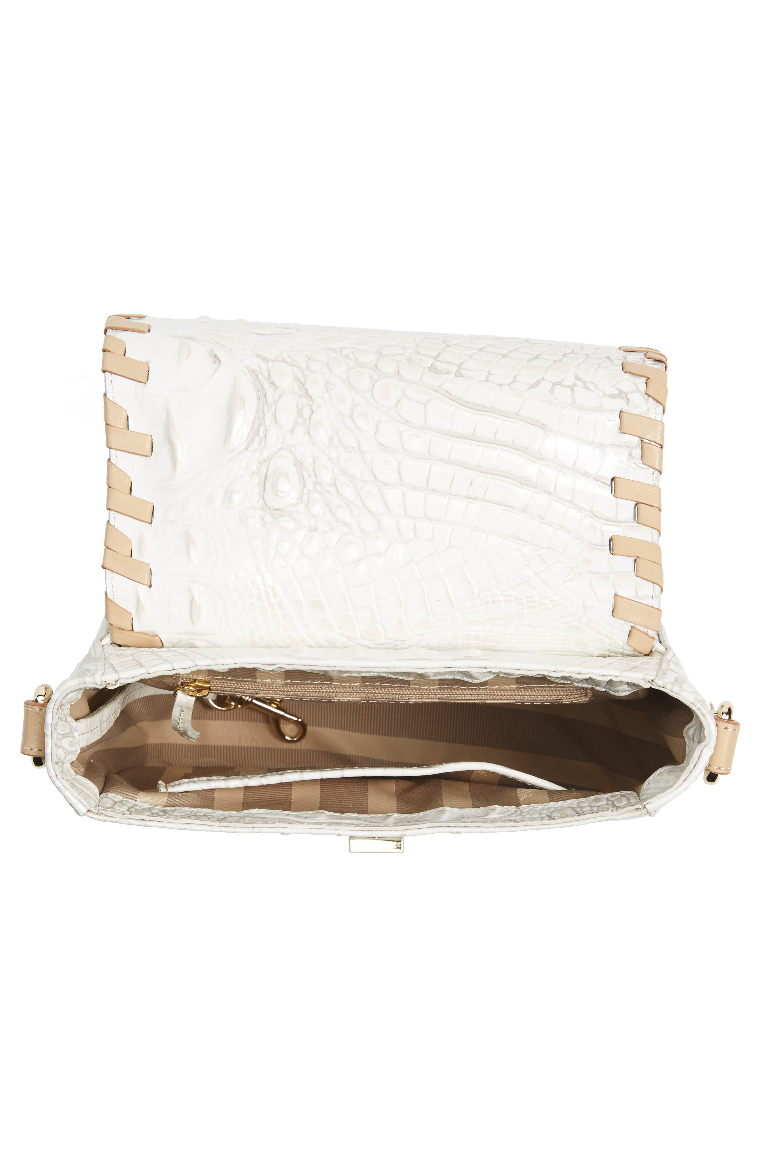 Alternate Image 3  - Brahmin Mini Sonny Leather Crossbody Bag