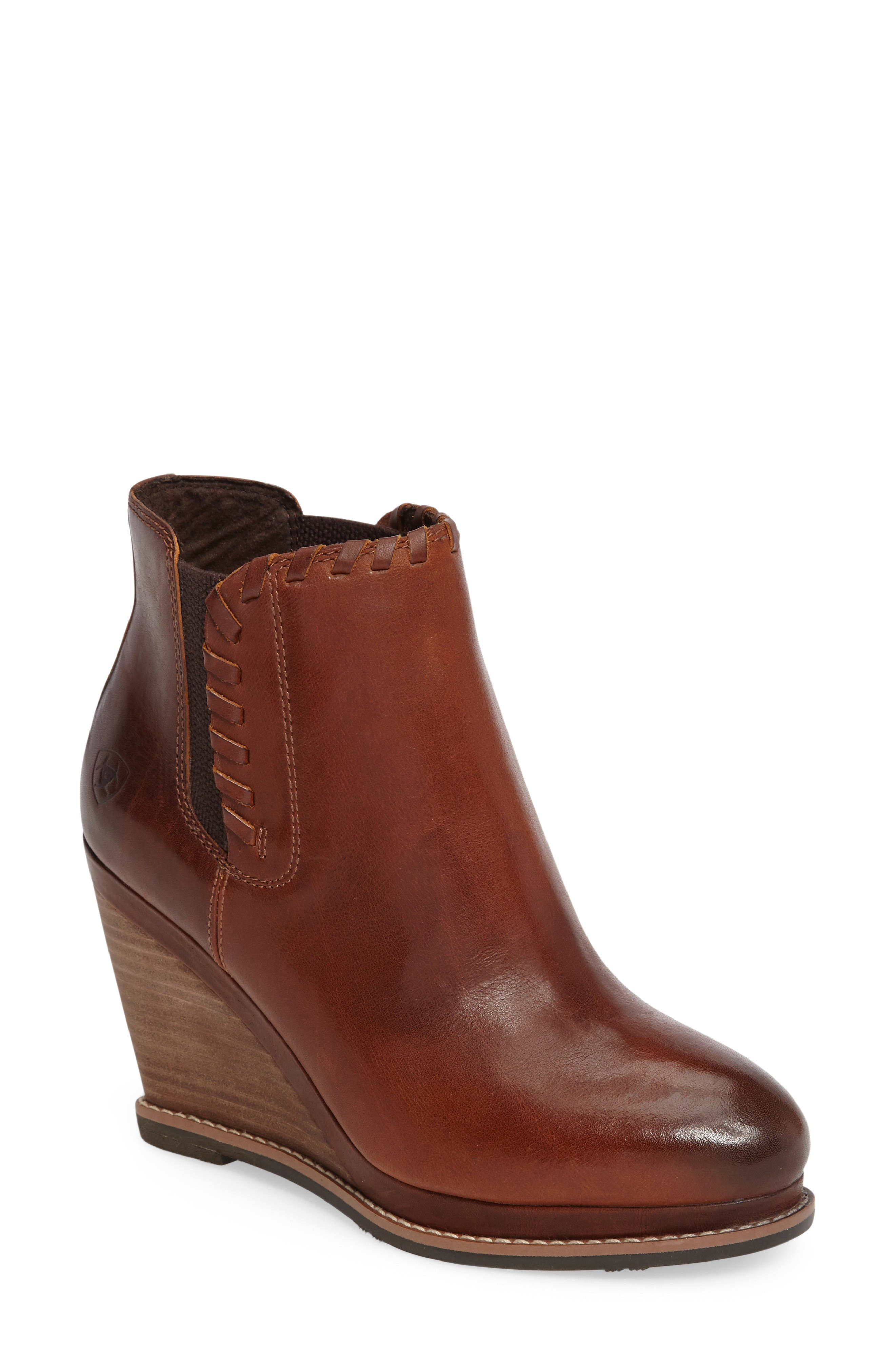 Ariat Belle Wedge Bootie (Women)