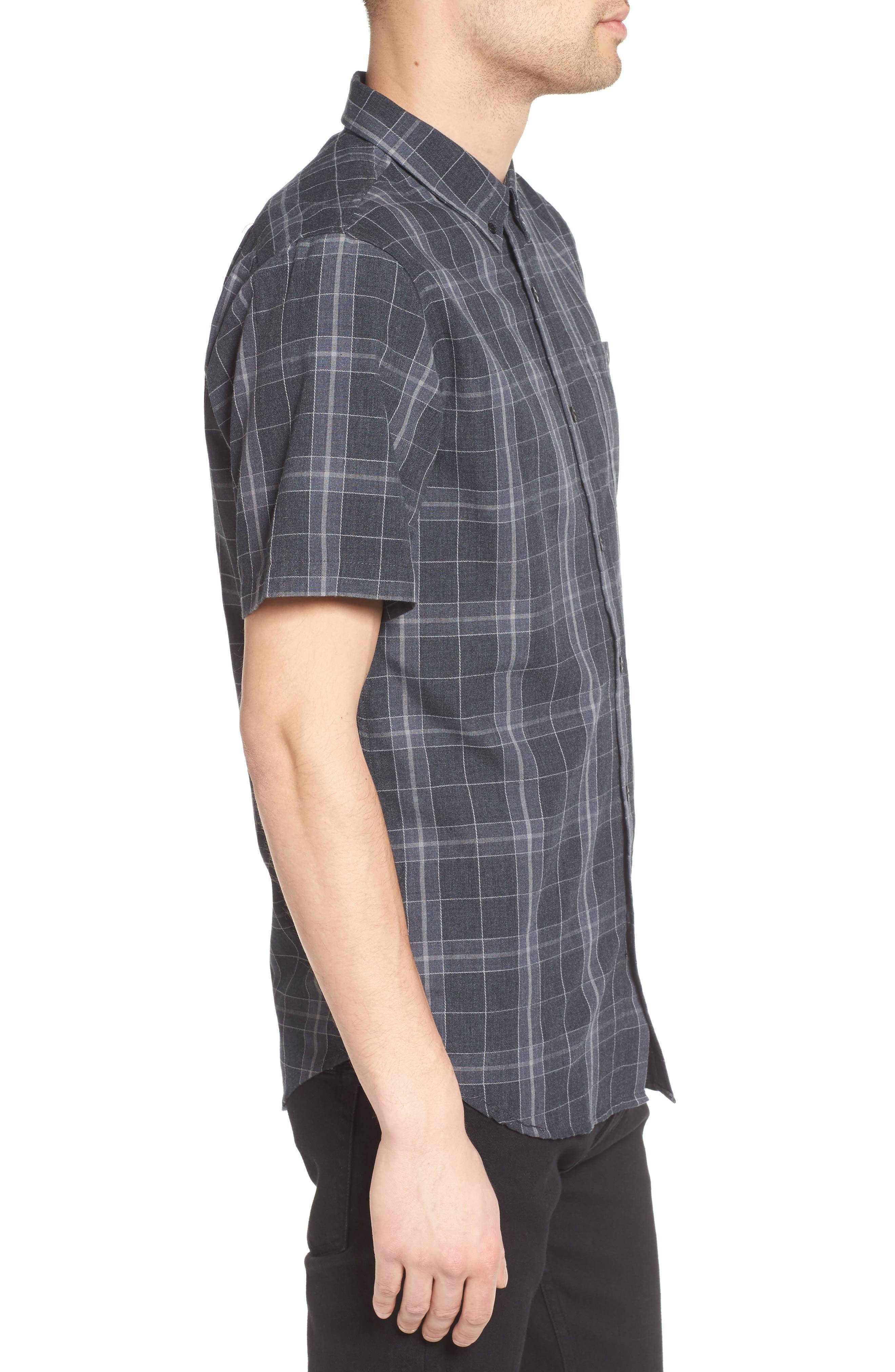 Alternate Image 3  - Ezekiel Plaid Woven Shirt