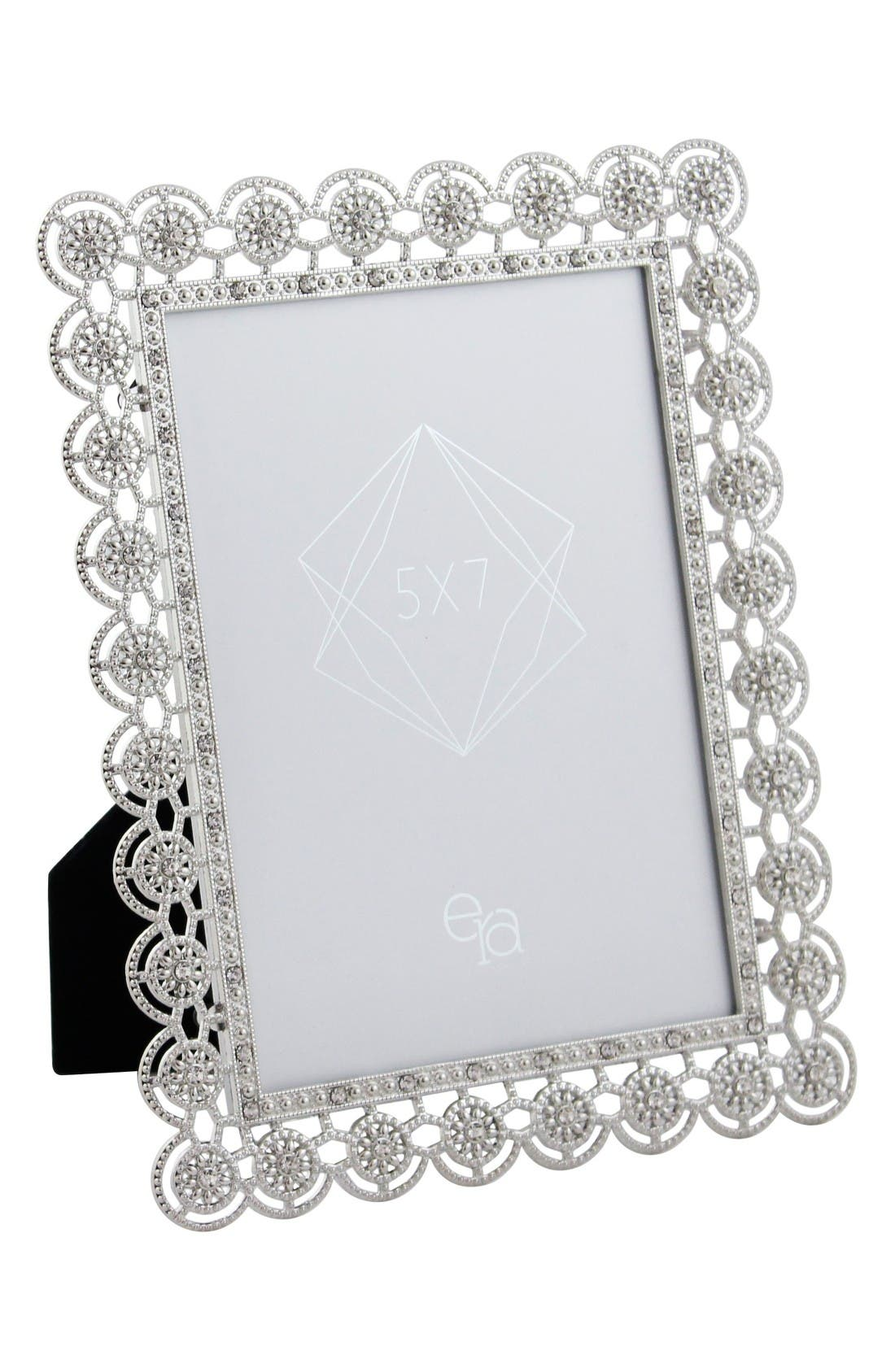 Alternate Image 1 Selected - Era Home Crystal Picture Frame