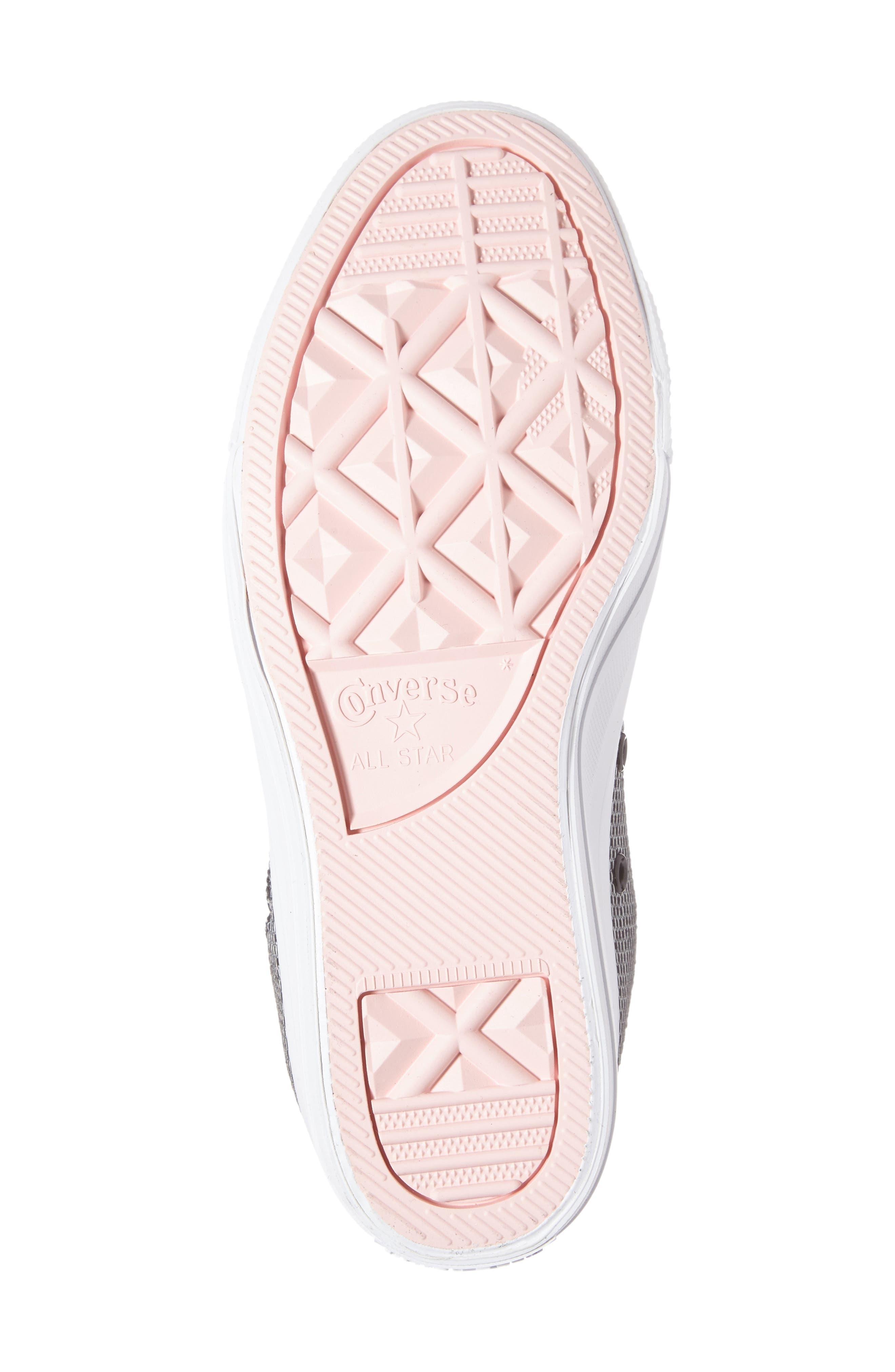 Alternate Image 4  - Converse Chuck Taylor® All Star® Selene High Top Sneaker (Women)